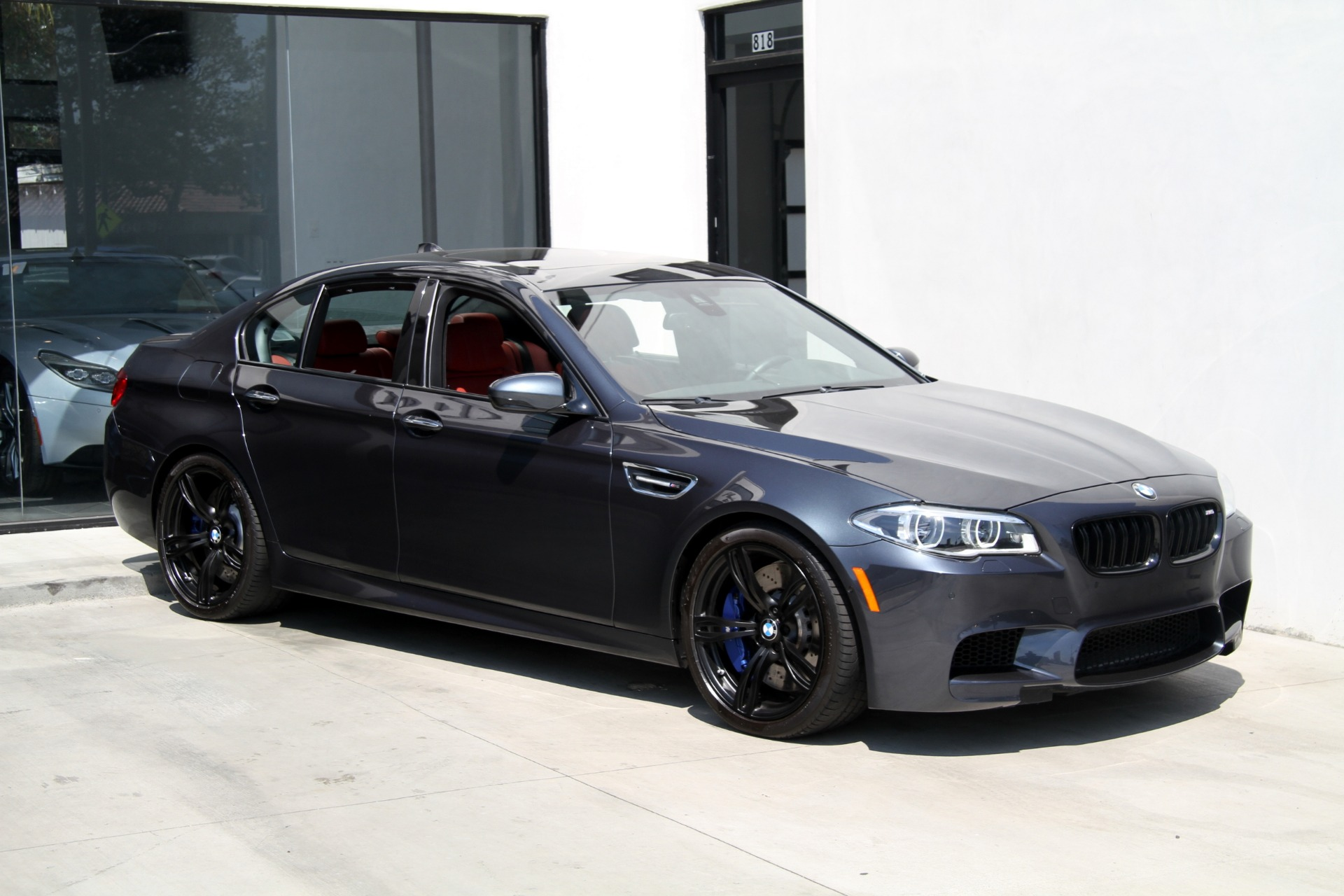 2016 bmw m5 competition package stock 6246 for sale near redondo beach ca ca bmw dealer. Black Bedroom Furniture Sets. Home Design Ideas