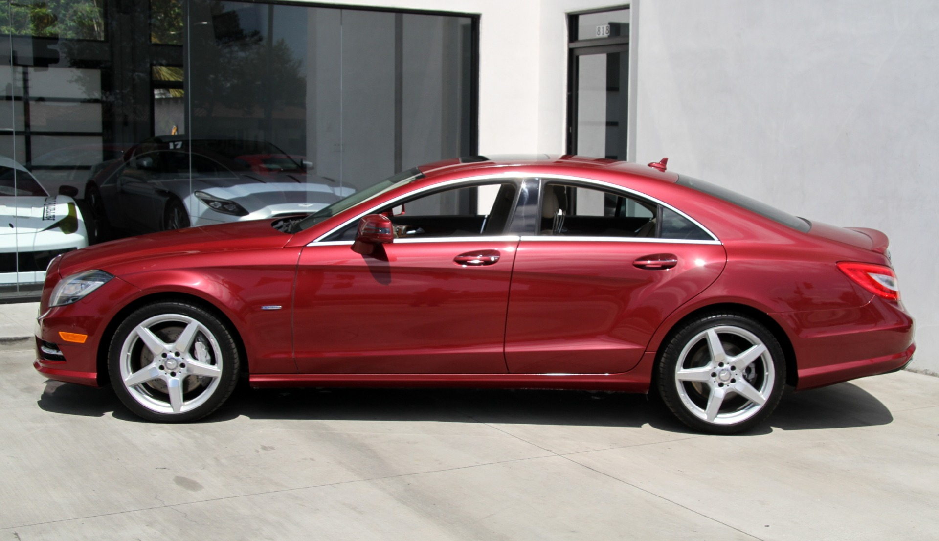 2012 Mercedes Benz Cls Cls 550 Stock 6252 For Sale Near