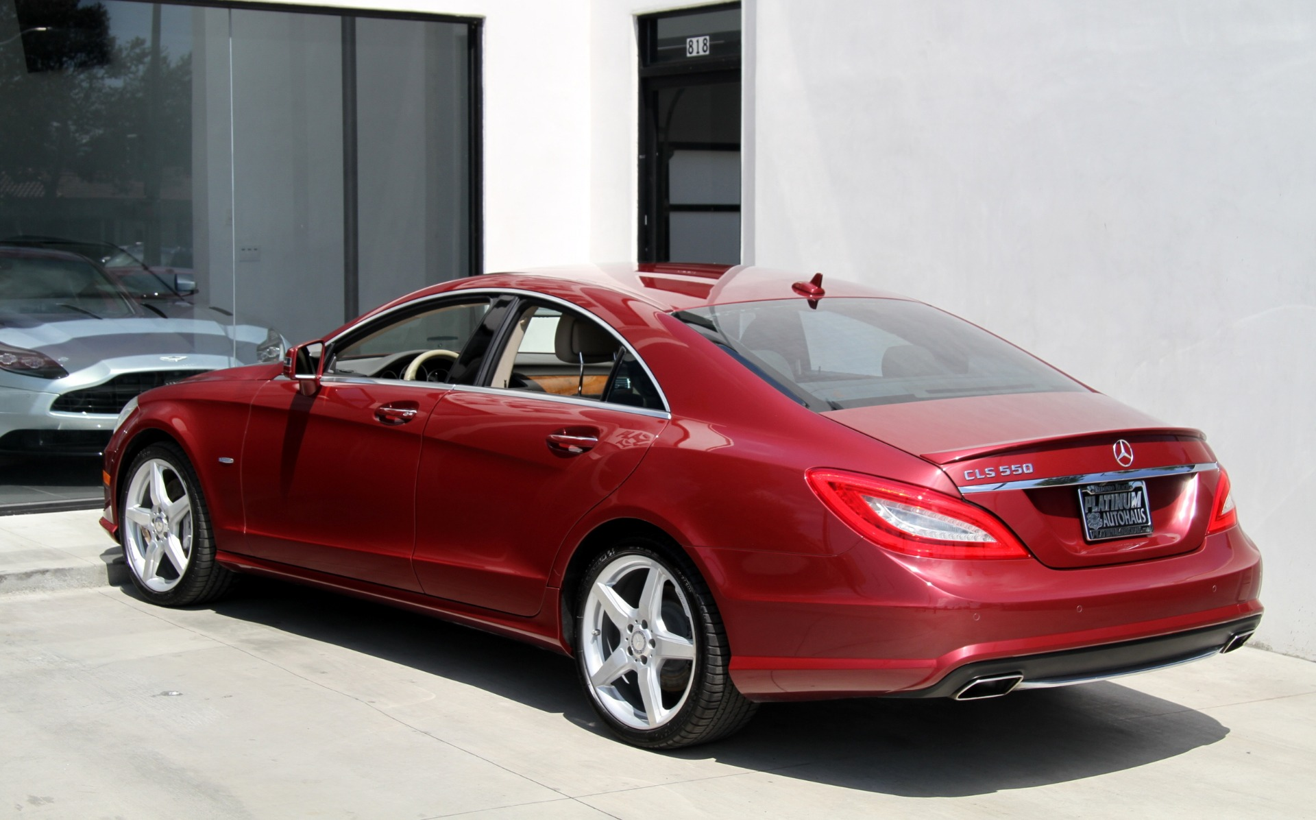 2012 Mercedes-Benz CLS CLS 550 Stock # 6252 for sale near ...