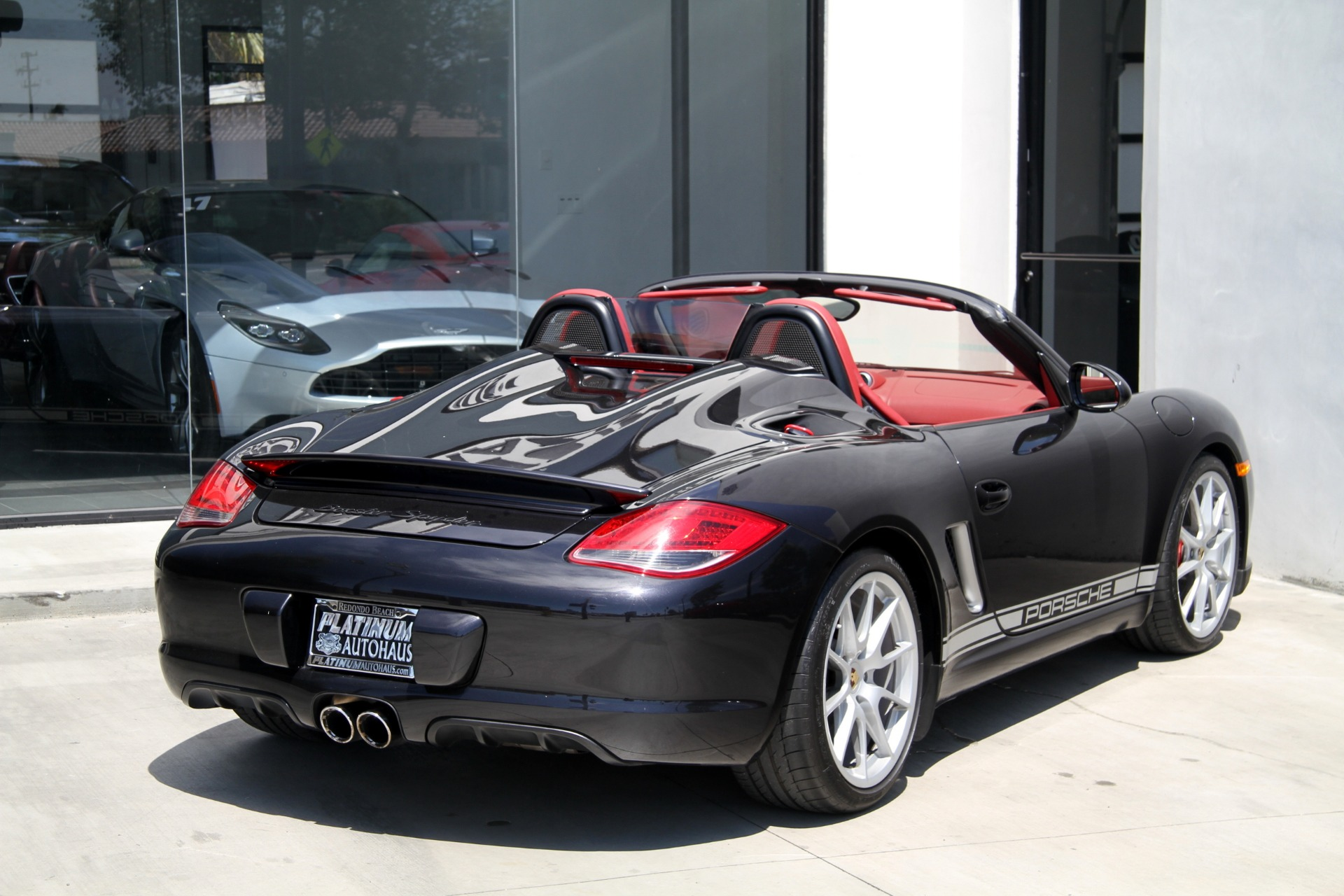 2011 Porsche Boxster Spyder Stock 745621 For Sale Near
