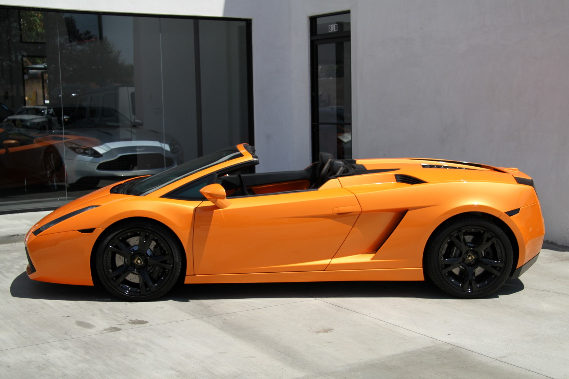 2008 Lamborghini Gallardo Spyder Stock 6255 For Sale Near Redondo