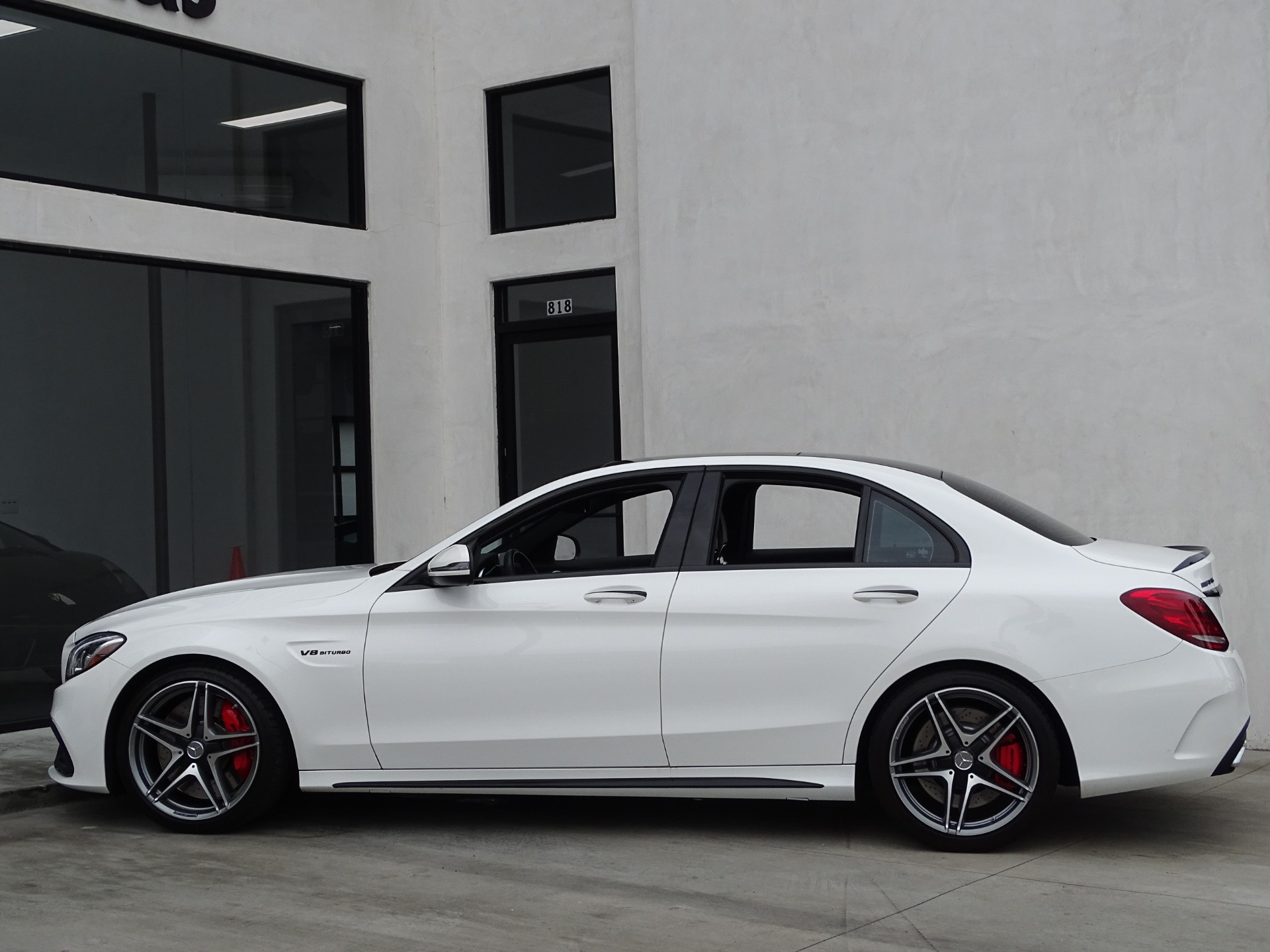 2016 mercedes benz c class amg c63 s performance exhaust stock 6266 for sale near. Black Bedroom Furniture Sets. Home Design Ideas