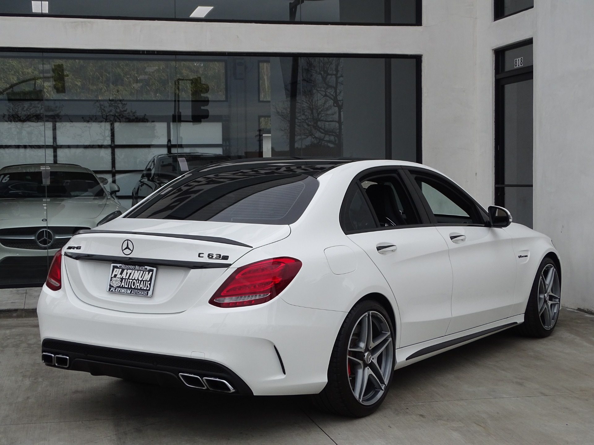 Used 2016 Mercedes Benz C Cl Amg C63