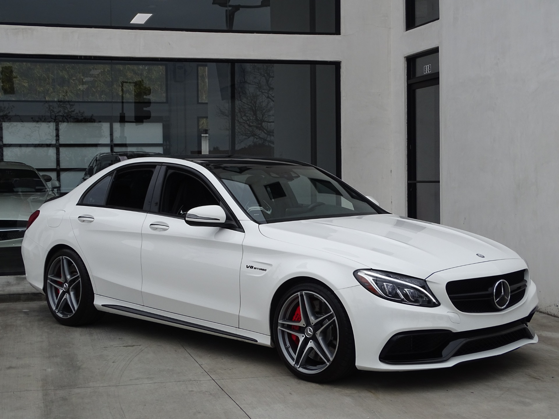 2016 Mercedes Benz C Class Amg C63 S Performance