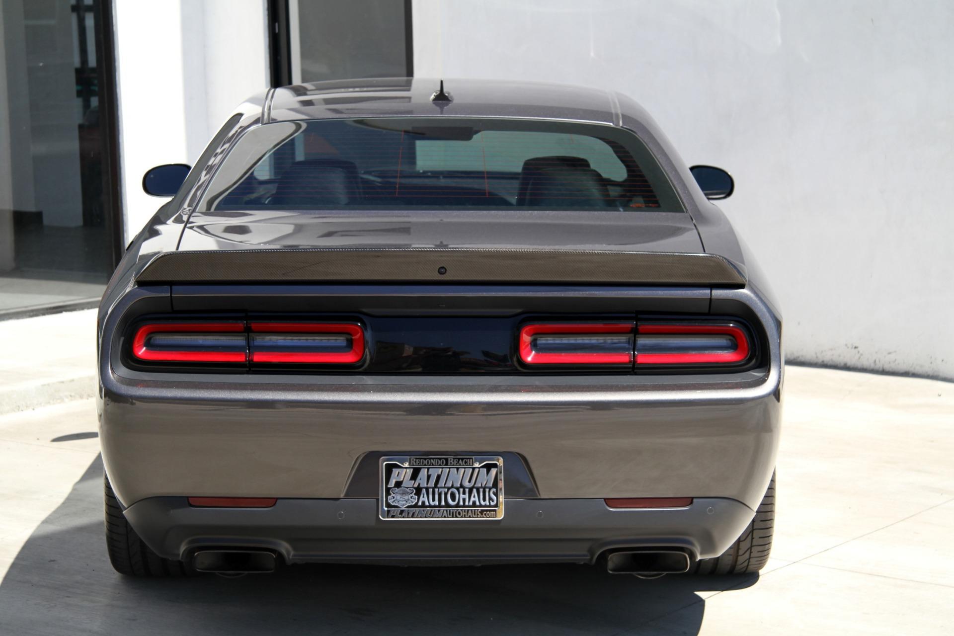 2016 Dodge Challenger Srt Hellcat Stock 6338 For Sale