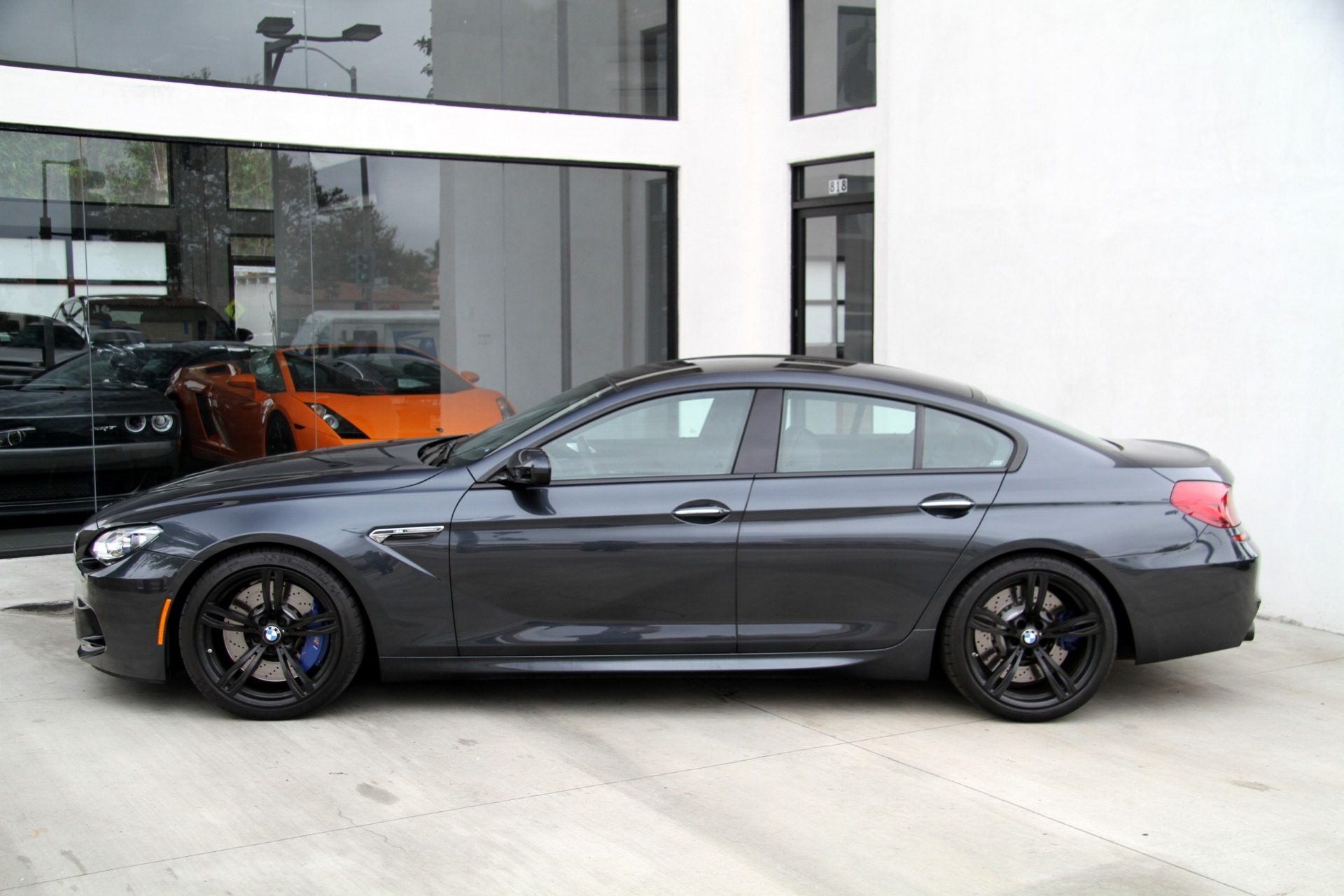 2015 Bmw M6 Gran Coupe Competition Package Stock 6253 For Sale Near Redondo Beach Ca Ca Bmw Dealer