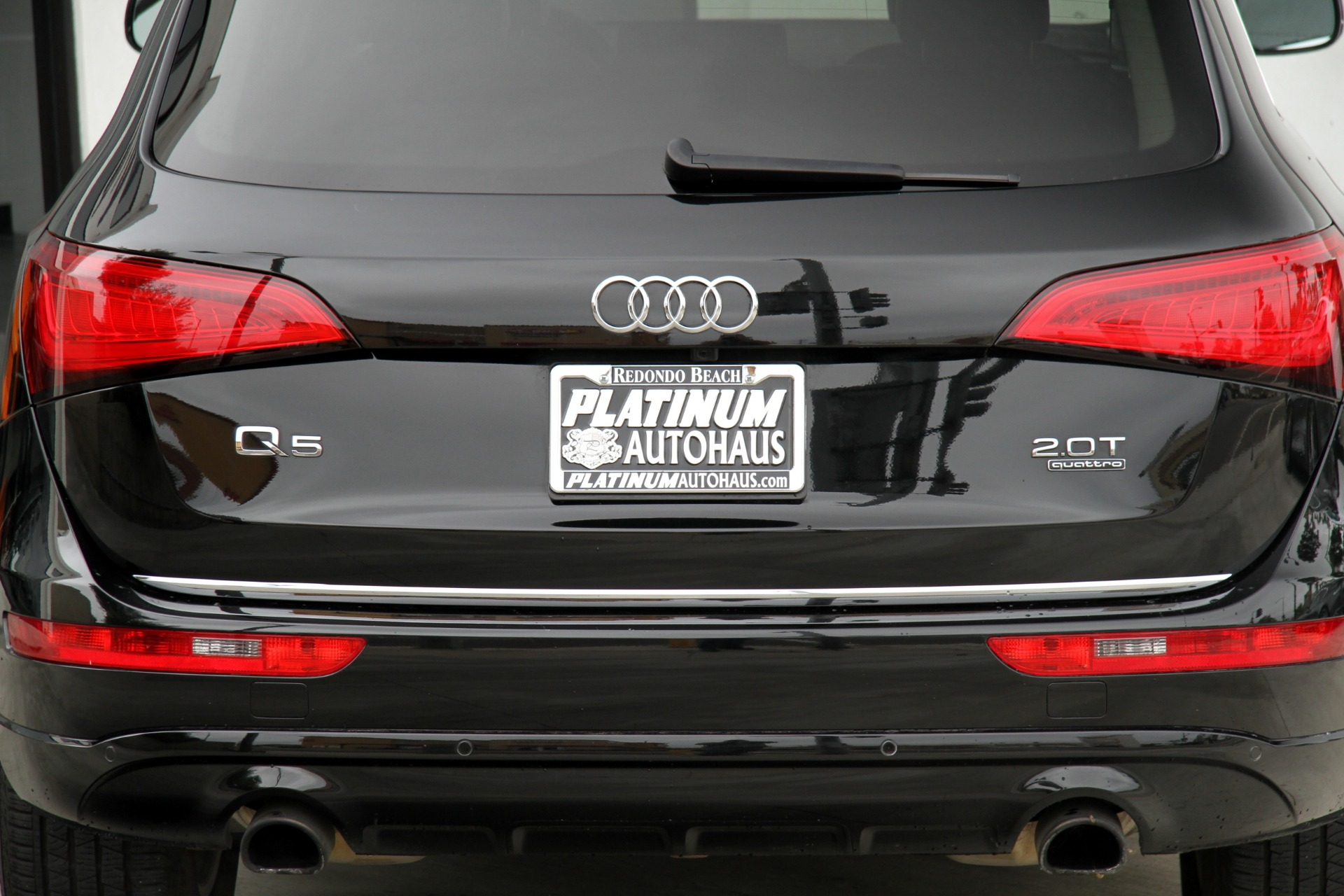 Audi Dealership Near Me >> 2015 Audi Q5 2.0T quattro Premium Plus *** LOW MILES *** Stock # 6254 for sale near Redondo ...