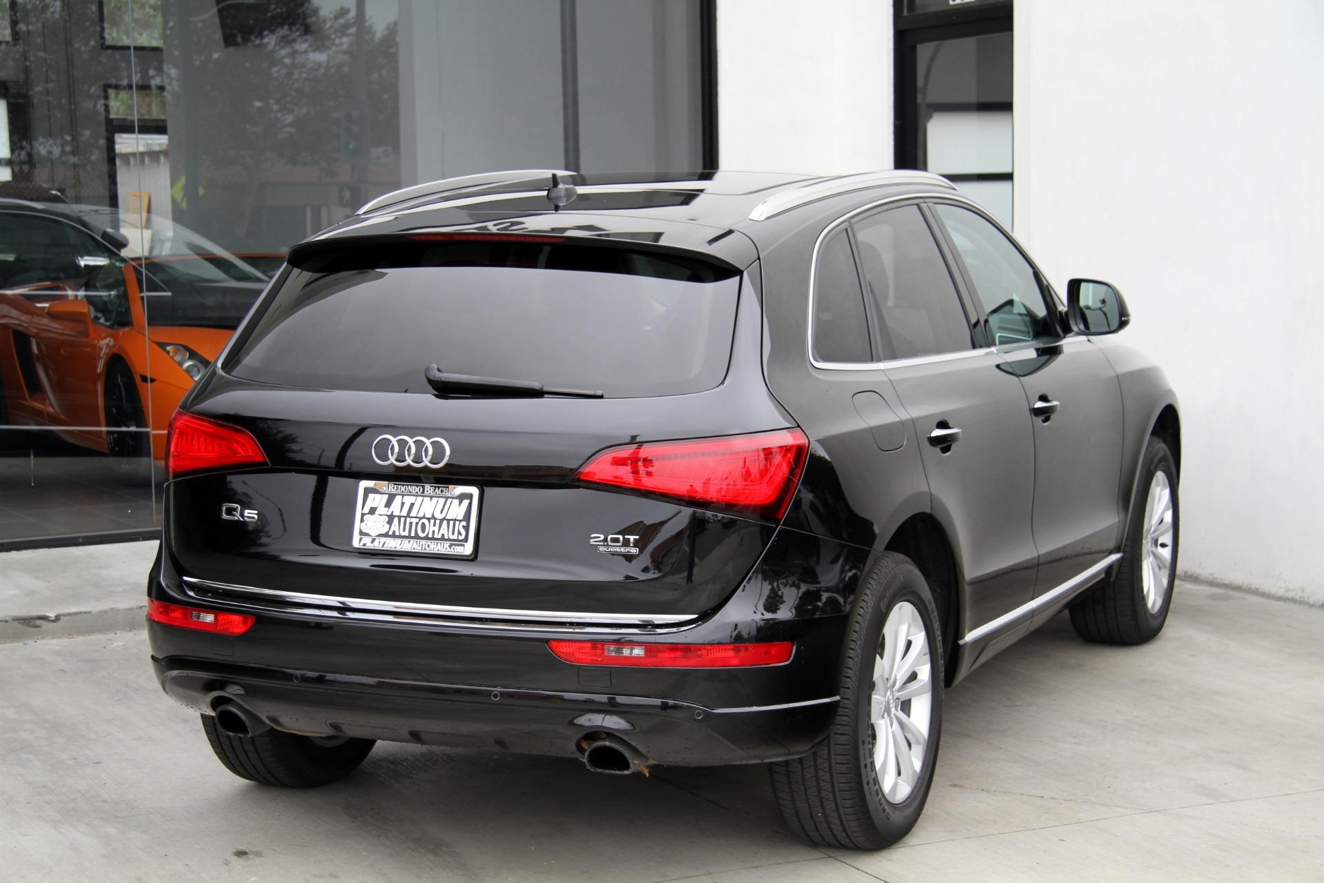 Audi Dealer Near Me >> 2015 Audi Q5 2.0T quattro Premium Plus *** LOW MILES ...