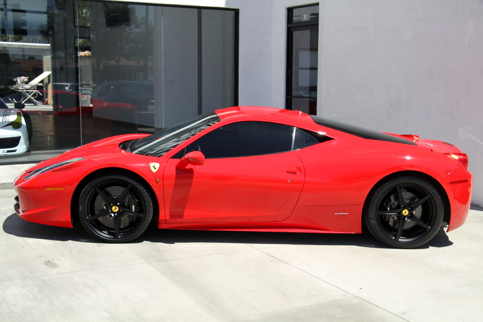2010 Ferrari 458 Italia Stock 175636 For Sale Near