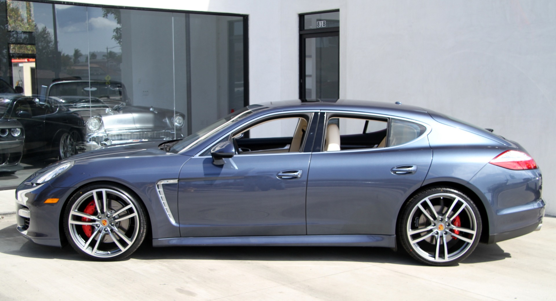 2010 porsche panamera turbo stock 6276 for sale near redondo beach ca ca porsche dealer