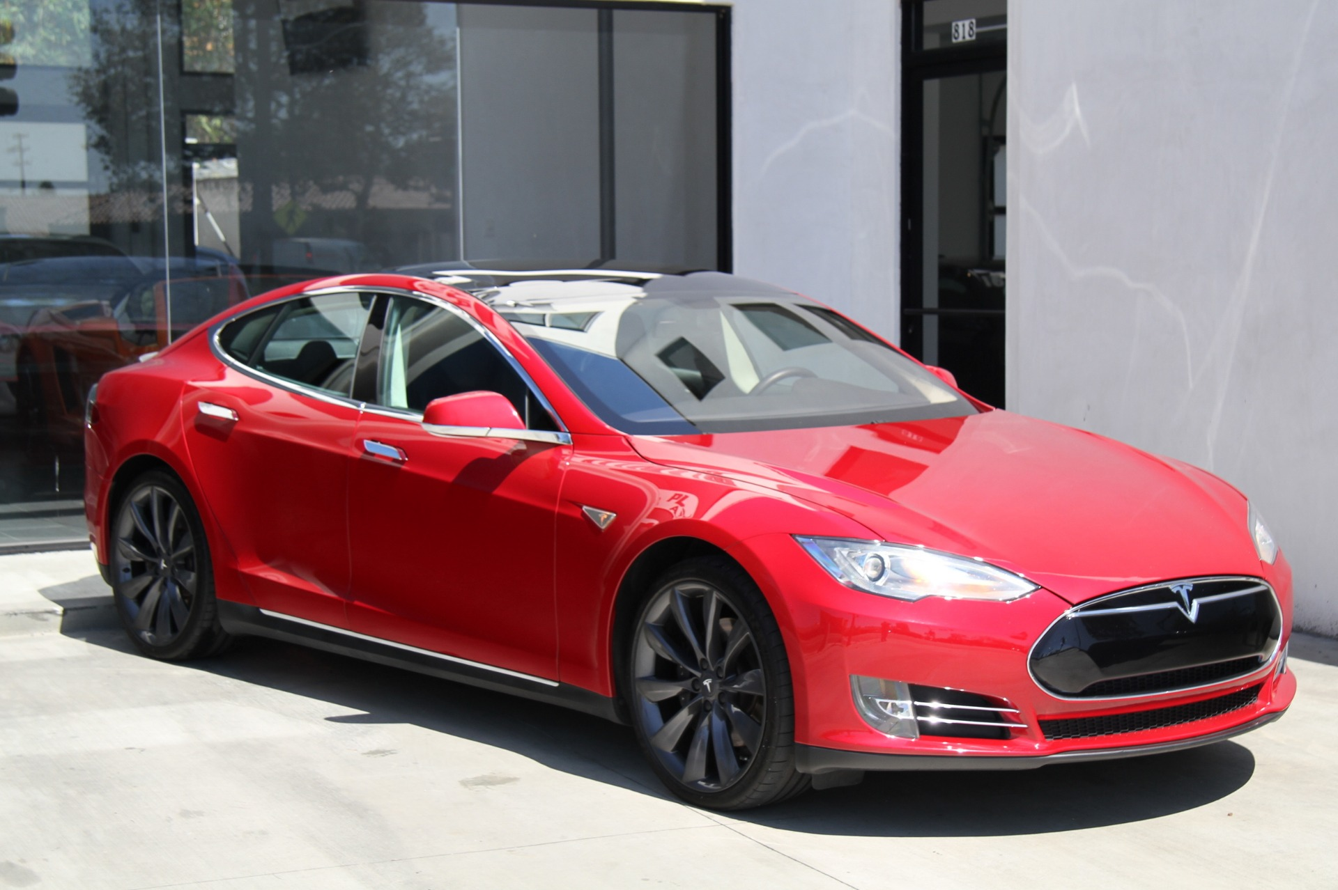 Used-2013-Tesla-Model-S-Performance--***-P85-***----AUTOPILOT