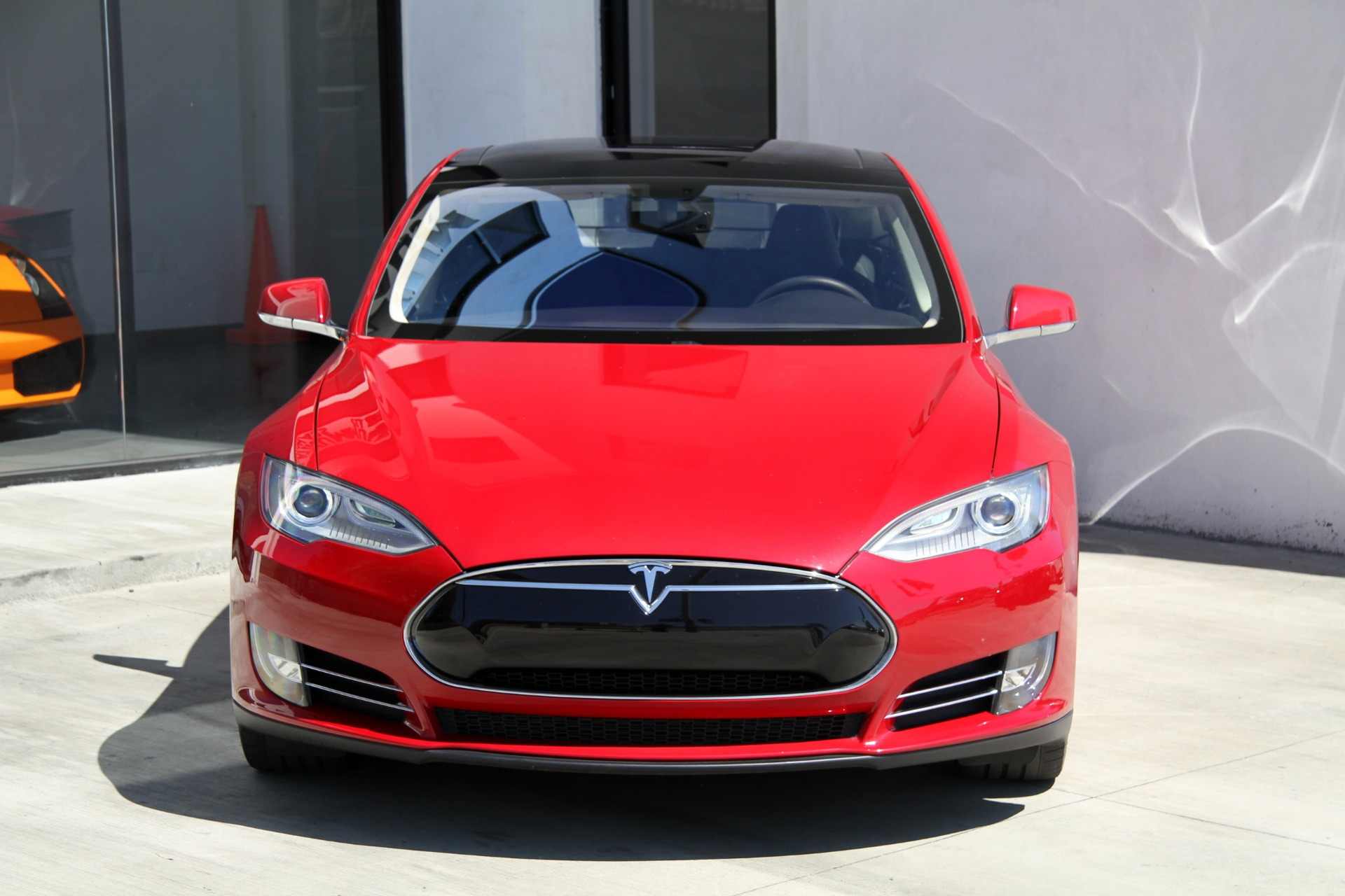Used-2013-Tesla-Model-S--***-P85-***-Performance
