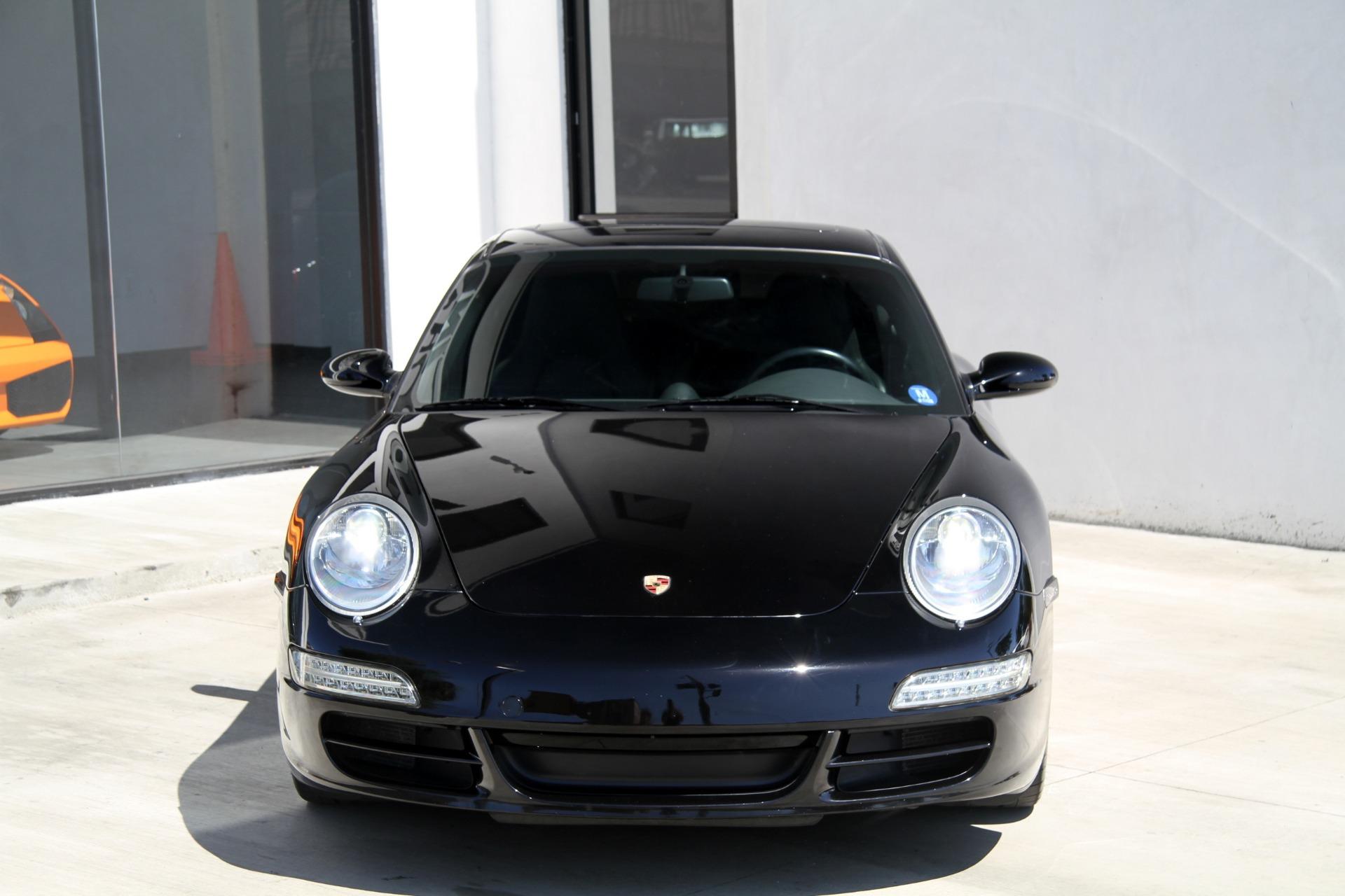 2007 Porsche 911 Carrera S Sport Exhaust Stock