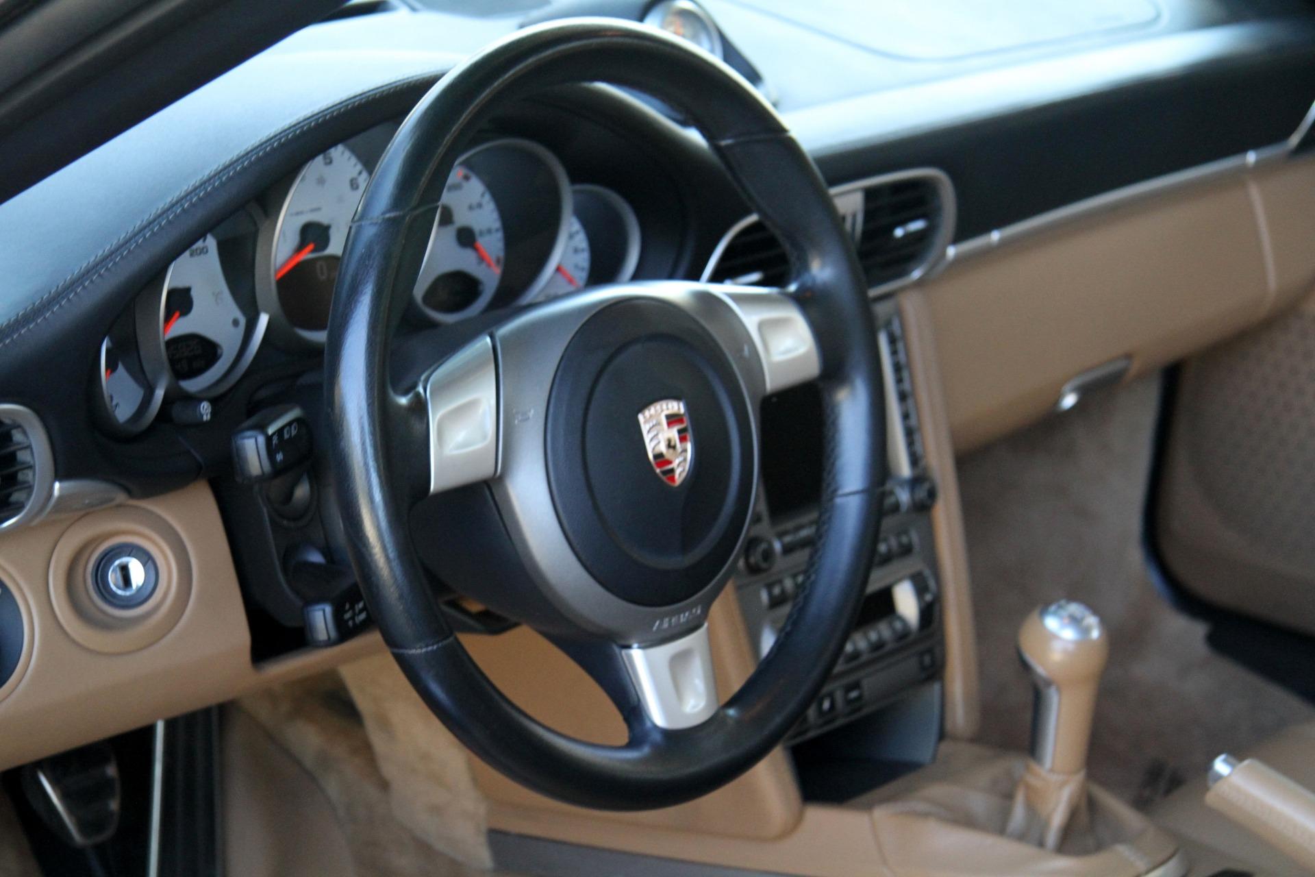 2007 Porsche 911 Carrera S Sport Chrono Package
