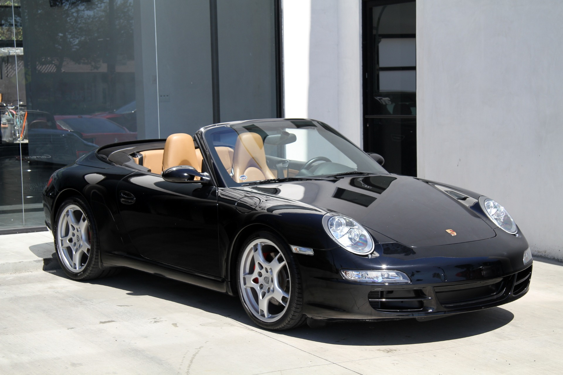 2007 Porsche 911 Carrera S Sport Chrono Package