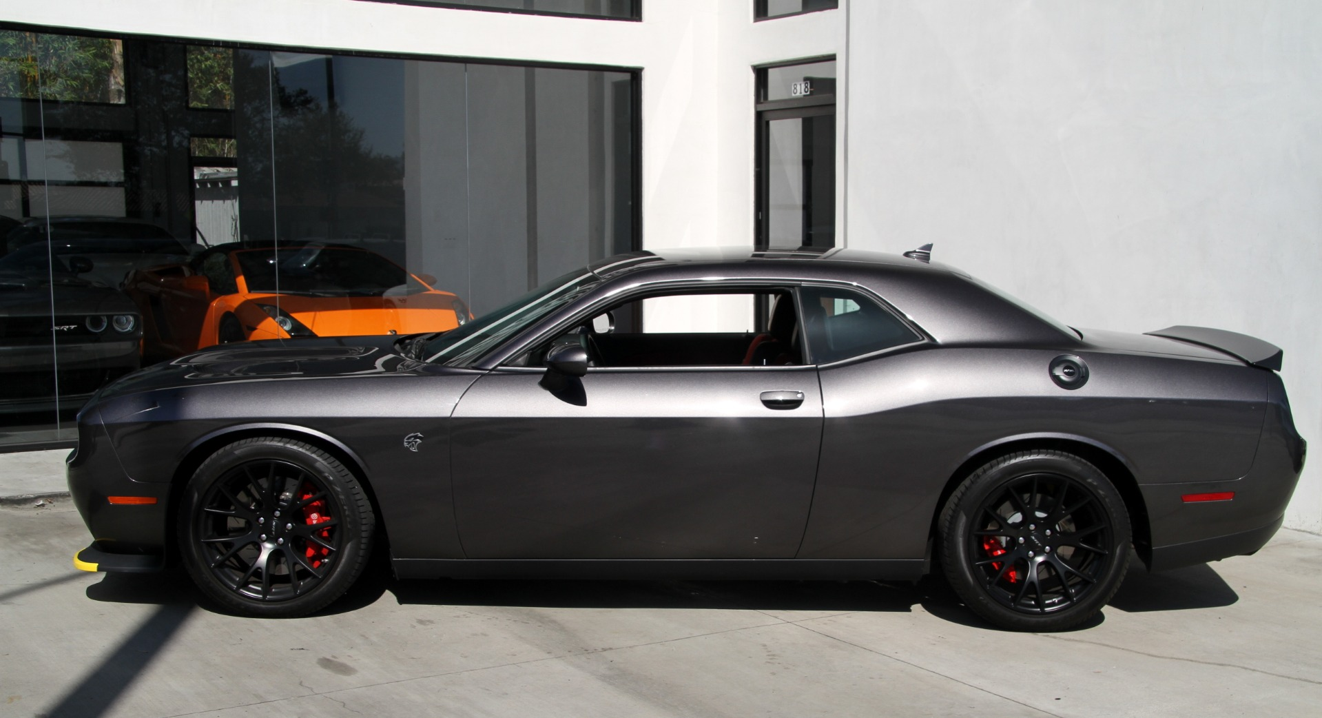 2015 Dodge Challenger Srt Hellcat Stock 6281 For Sale Near Redondo Beach Ca Ca Dodge Dealer
