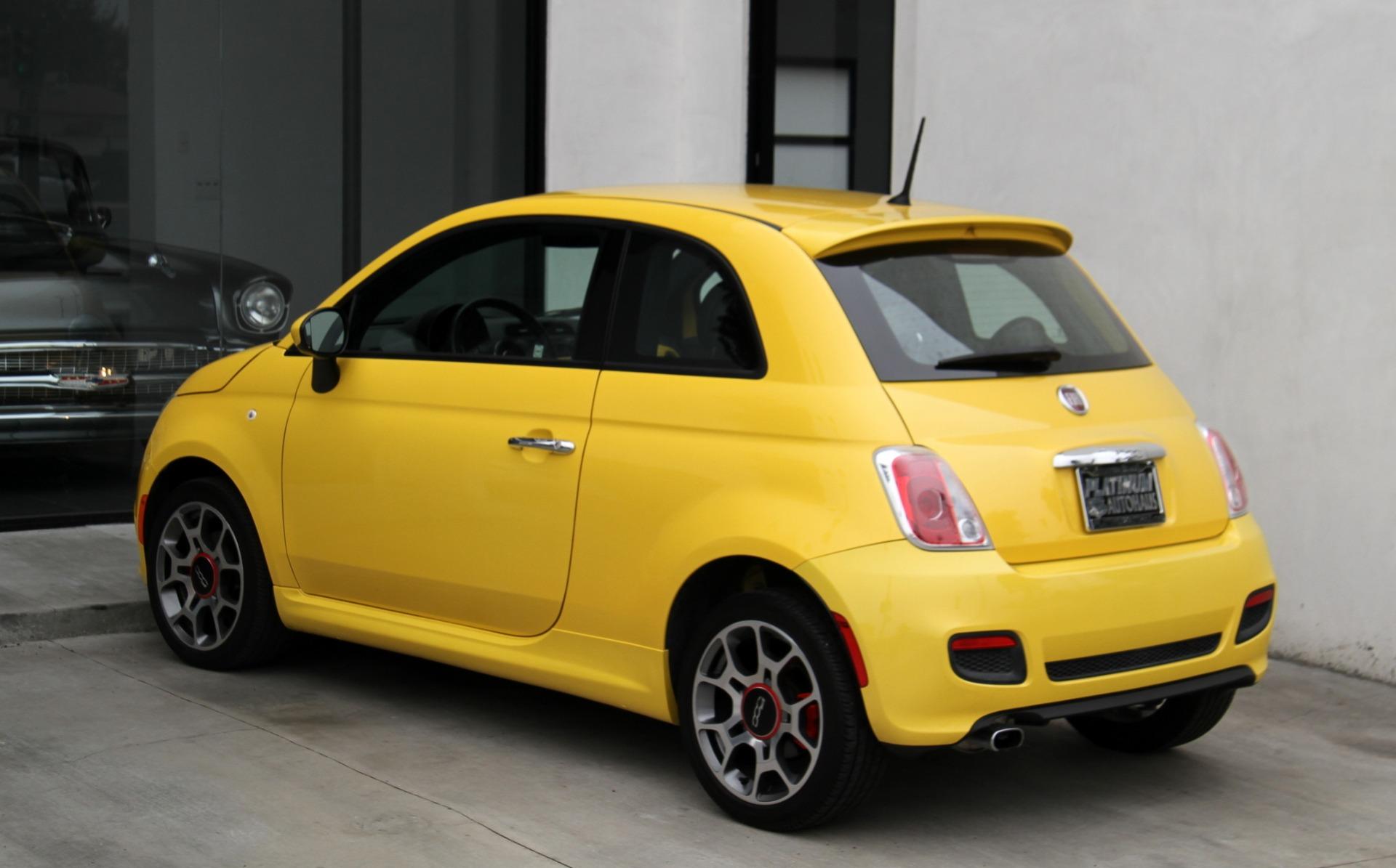 2015 Fiat 500 Sport Stock 6243a For Sale Near Redondo