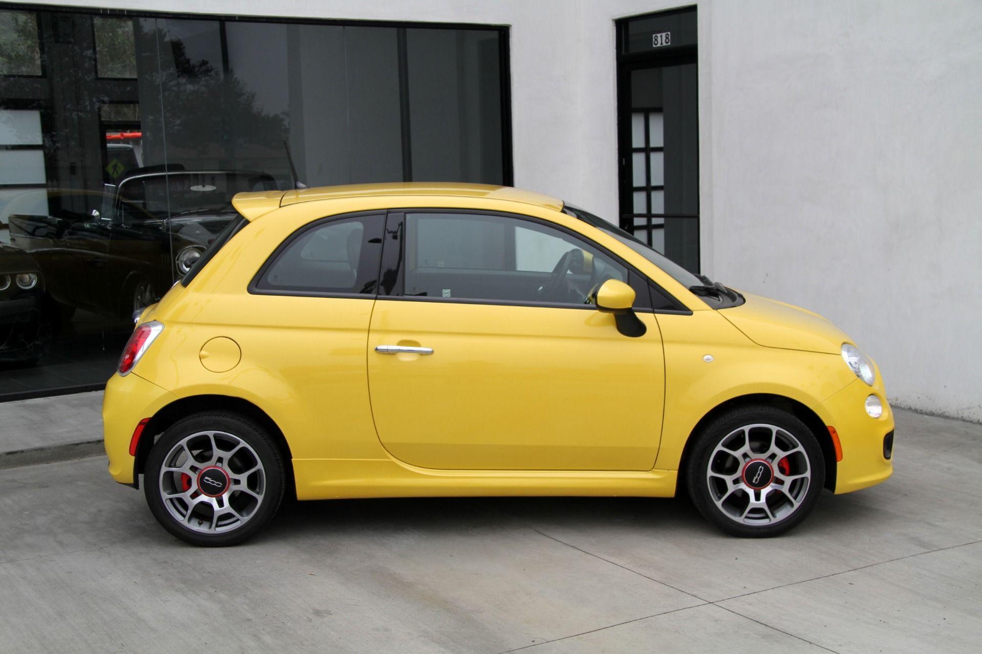 2015 Fiat 500 Sport Stock 6243a For Sale Near Redondo