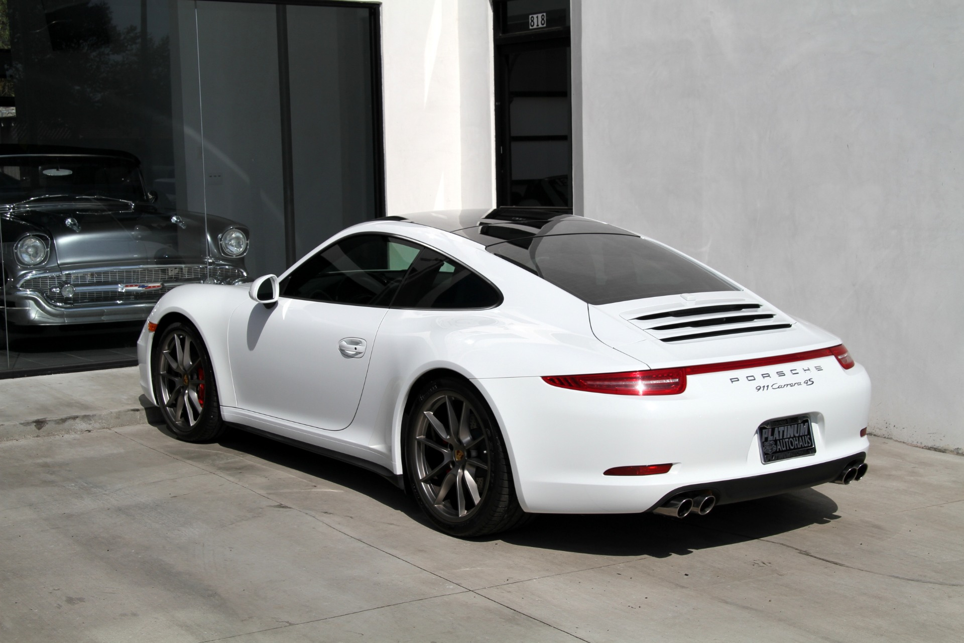 2016 porsche 911 carrera 4s only 7k miles stock 6283 for sale near redondo beach ca. Black Bedroom Furniture Sets. Home Design Ideas