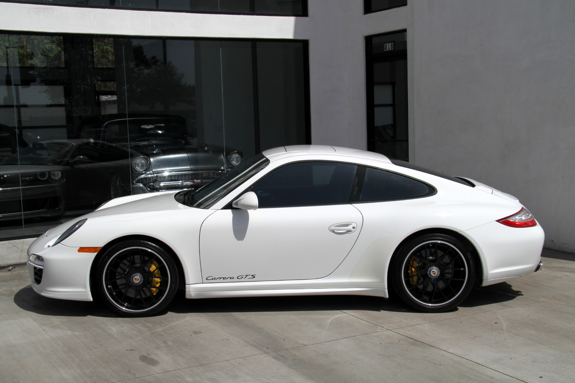 12k In Miles >> 2011 Porsche 911 Carrera Gts Only 12k Miles Stock