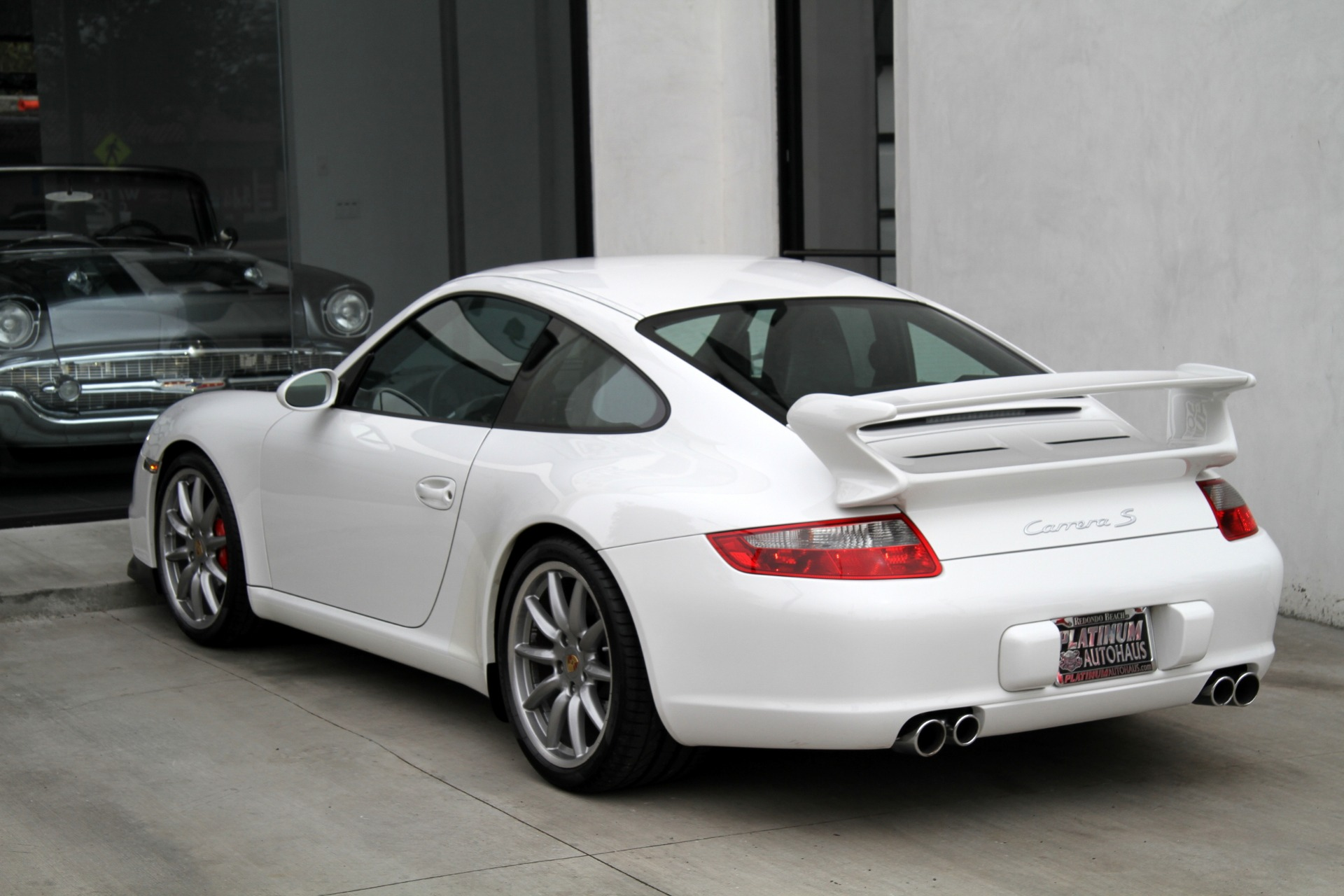 Free Vehicle History Report By Vin >> 2008 Porsche 911 Carrera S *** FACTORY AEROKIT *** Stock ...