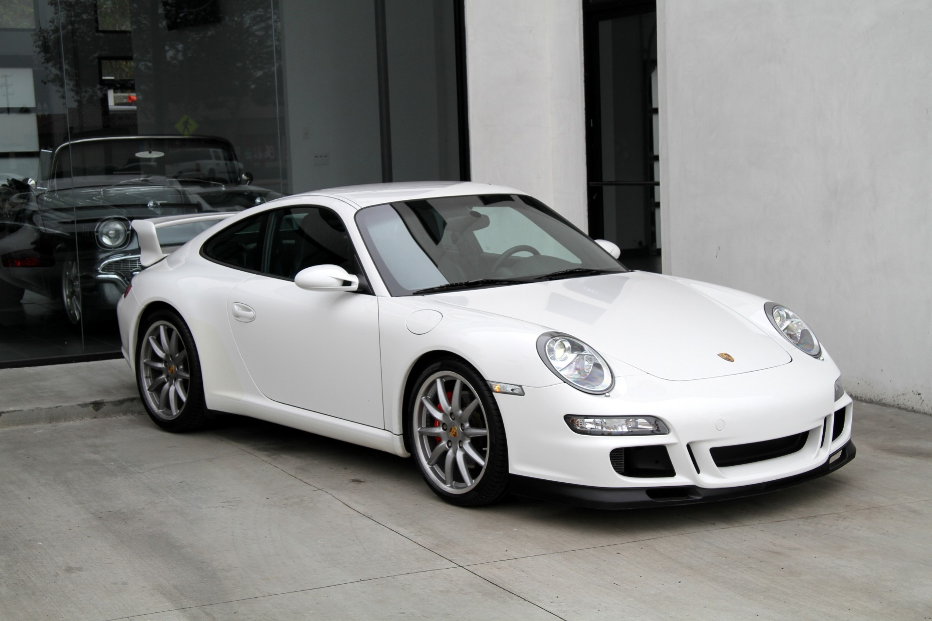 2008 Porsche 911 Carrera S Factory Aerokit Stock