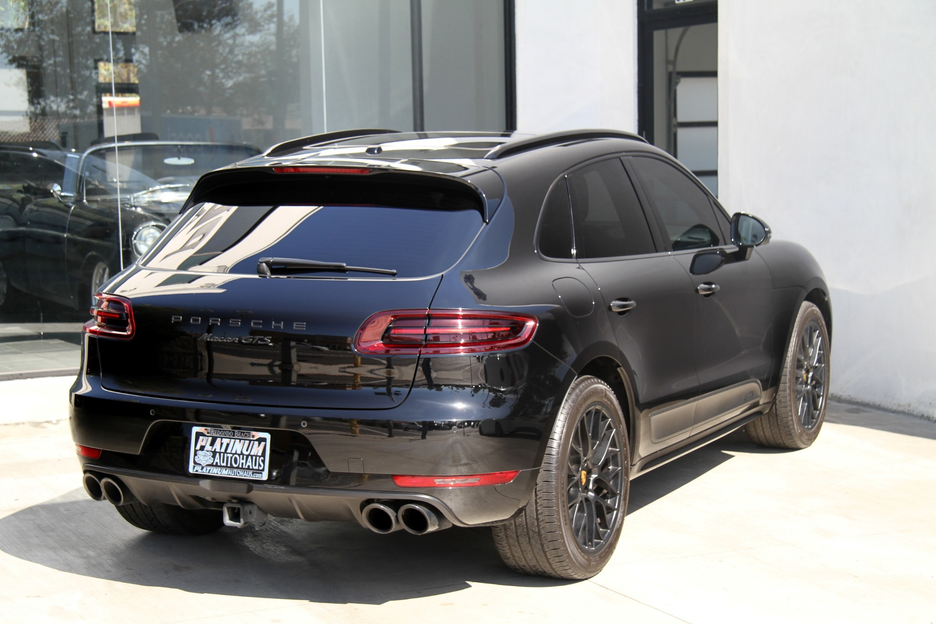2017 Porsche Macan Gts Stock 6292 For Sale Near Redondo Beach Ca Ca Porsche Dealer