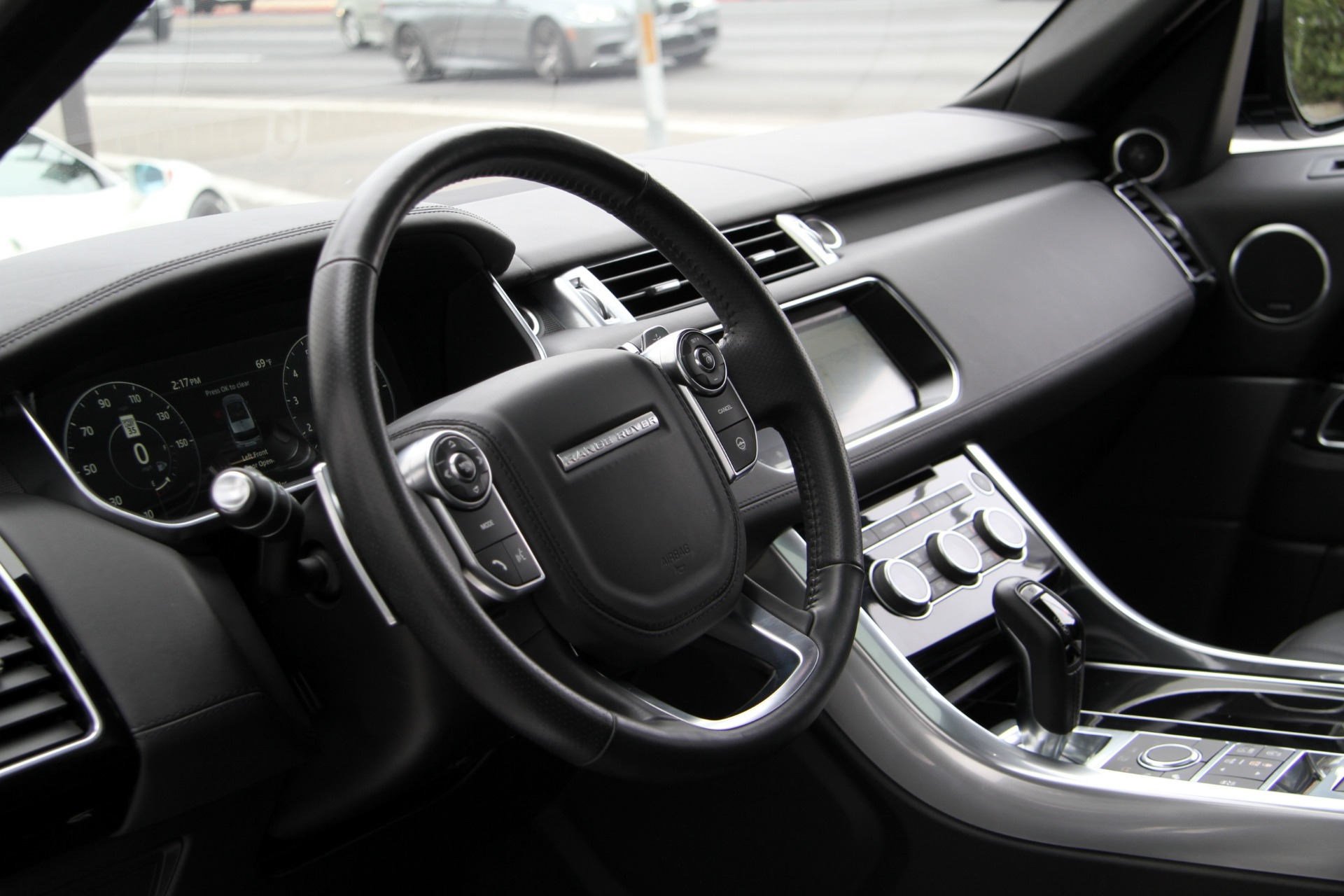2017 Land Rover Range Rover Sport HSE Dynamic Stock # 6293