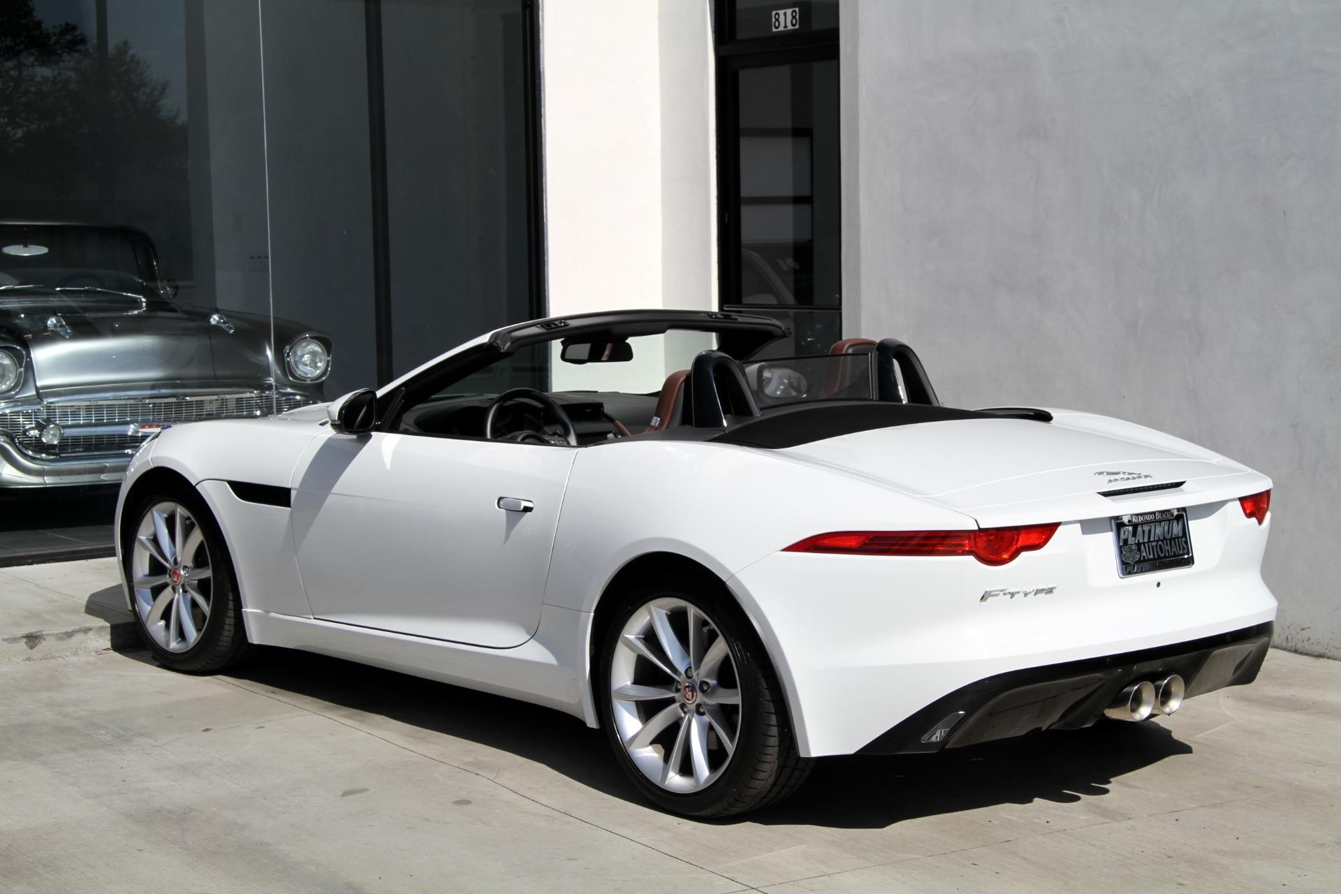 2016 jaguar f type s stock 6298a for sale near redondo beach ca ca jaguar dealer. Black Bedroom Furniture Sets. Home Design Ideas