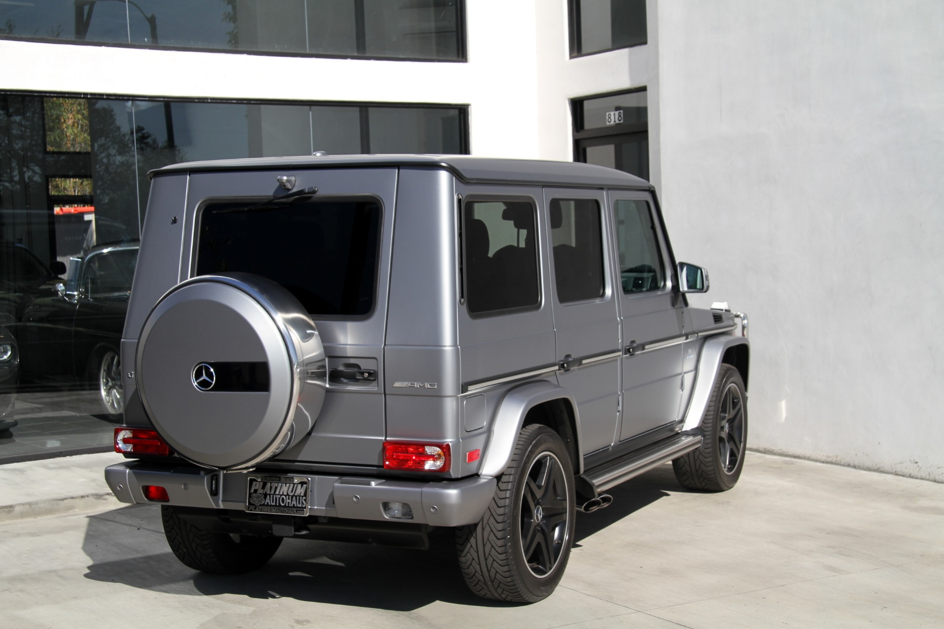 2015 Mercedes-Benz G-Class G63 AMG ** FACTORY MATTE PAINT ...