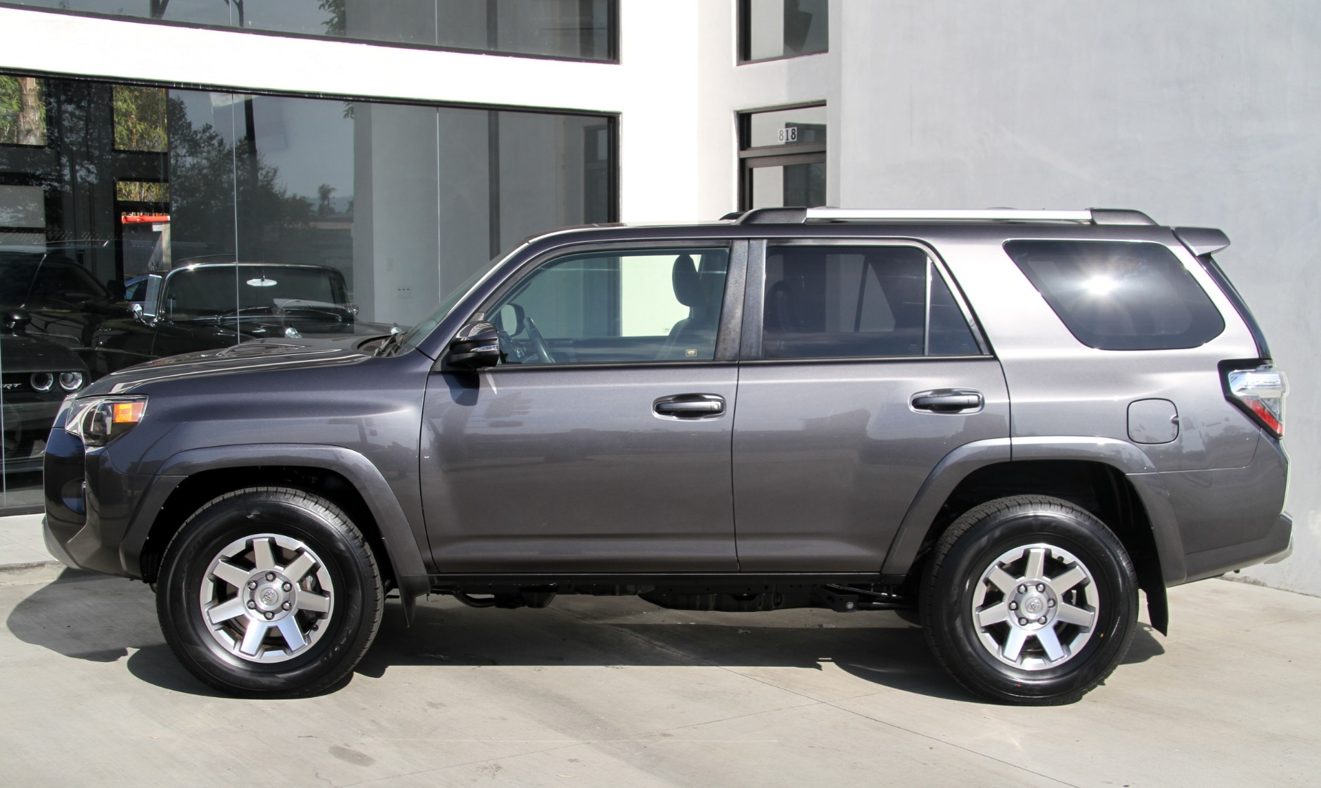 Ca Used 2016 Toyota 4runner Trail Premium