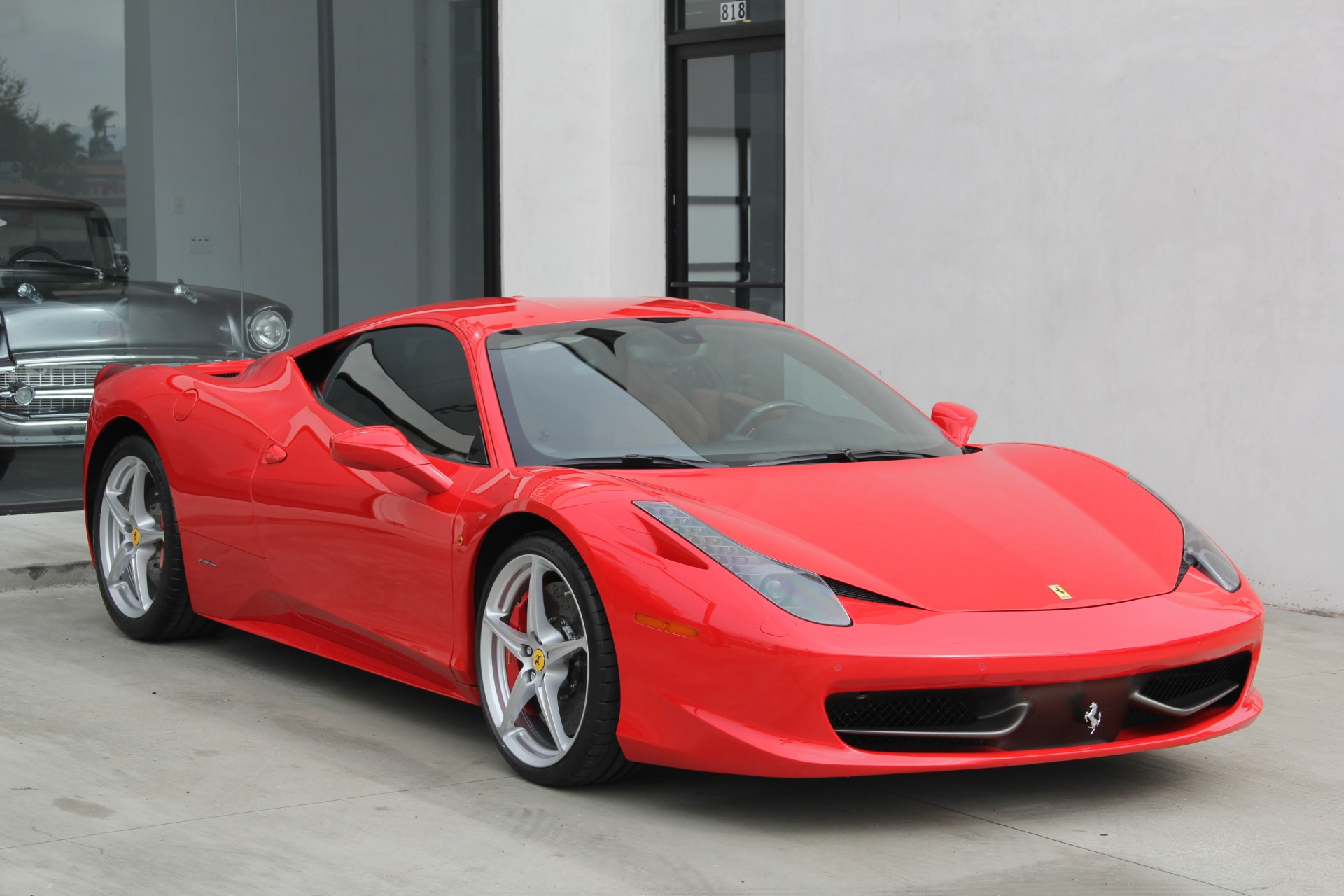 2010 Ferrari 458 Italia Low Miles Stock 6312 For Sale Near Redondo Beach Ca Ca Ferrari Dealer