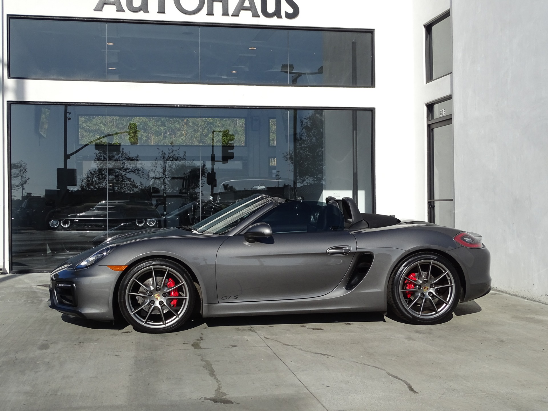 Used Car Value By Vin >> 2015 Porsche Boxster GTS Stock # 6343 for sale near ...