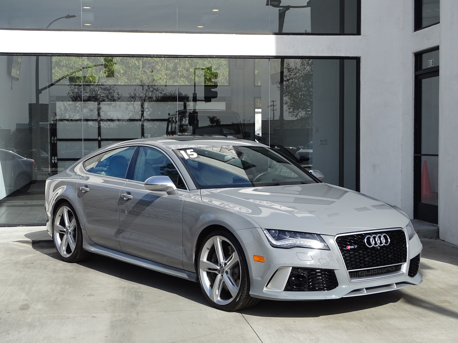 Audi Dealership Near Me >> 2015 Audi RS7 4.0T quattro Prestige Stock # 6330 for sale ...