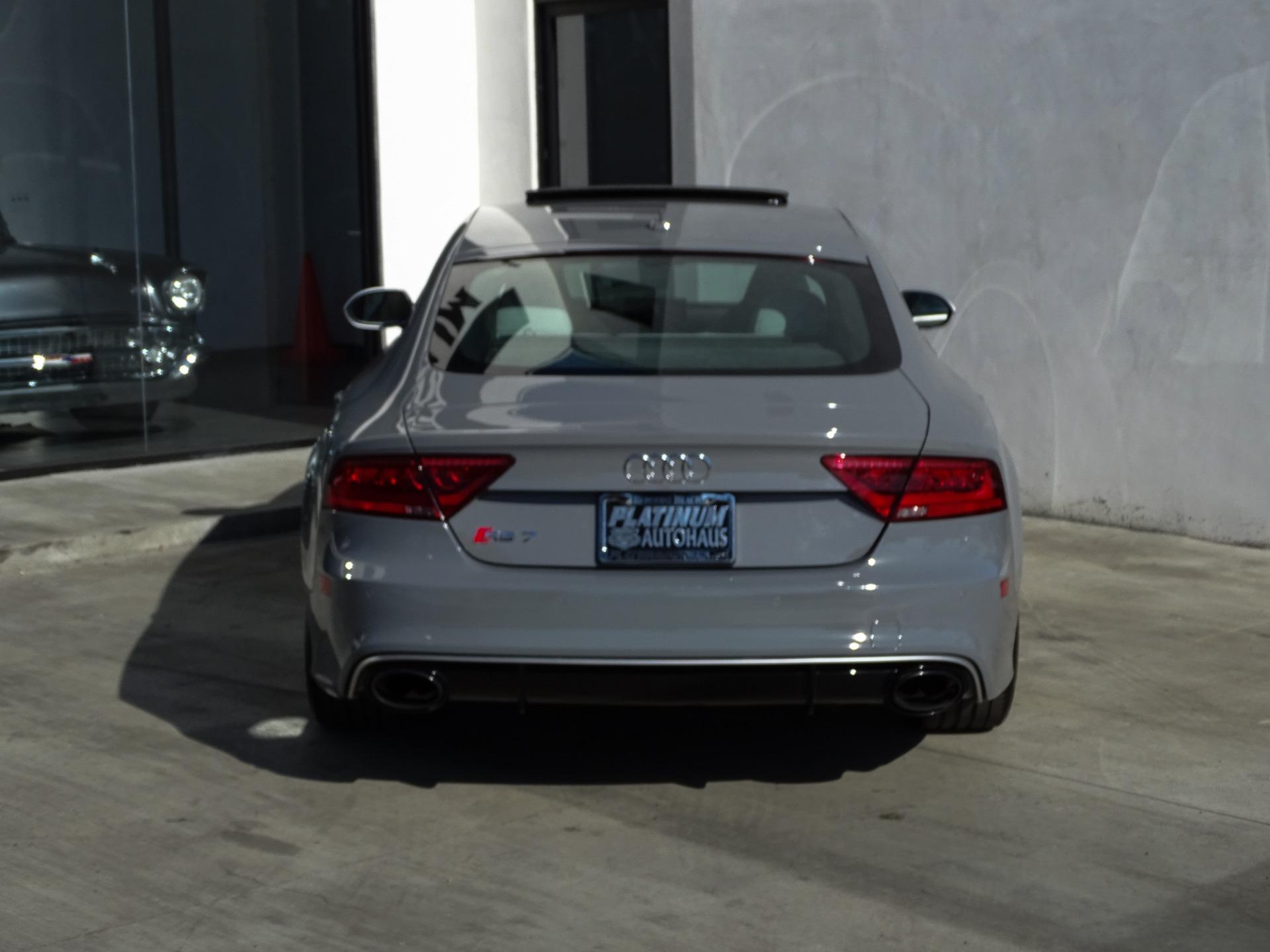 Audi Dealer Near Me >> 2015 Audi RS7 4.0T quattro Prestige Stock # 6330 for sale ...