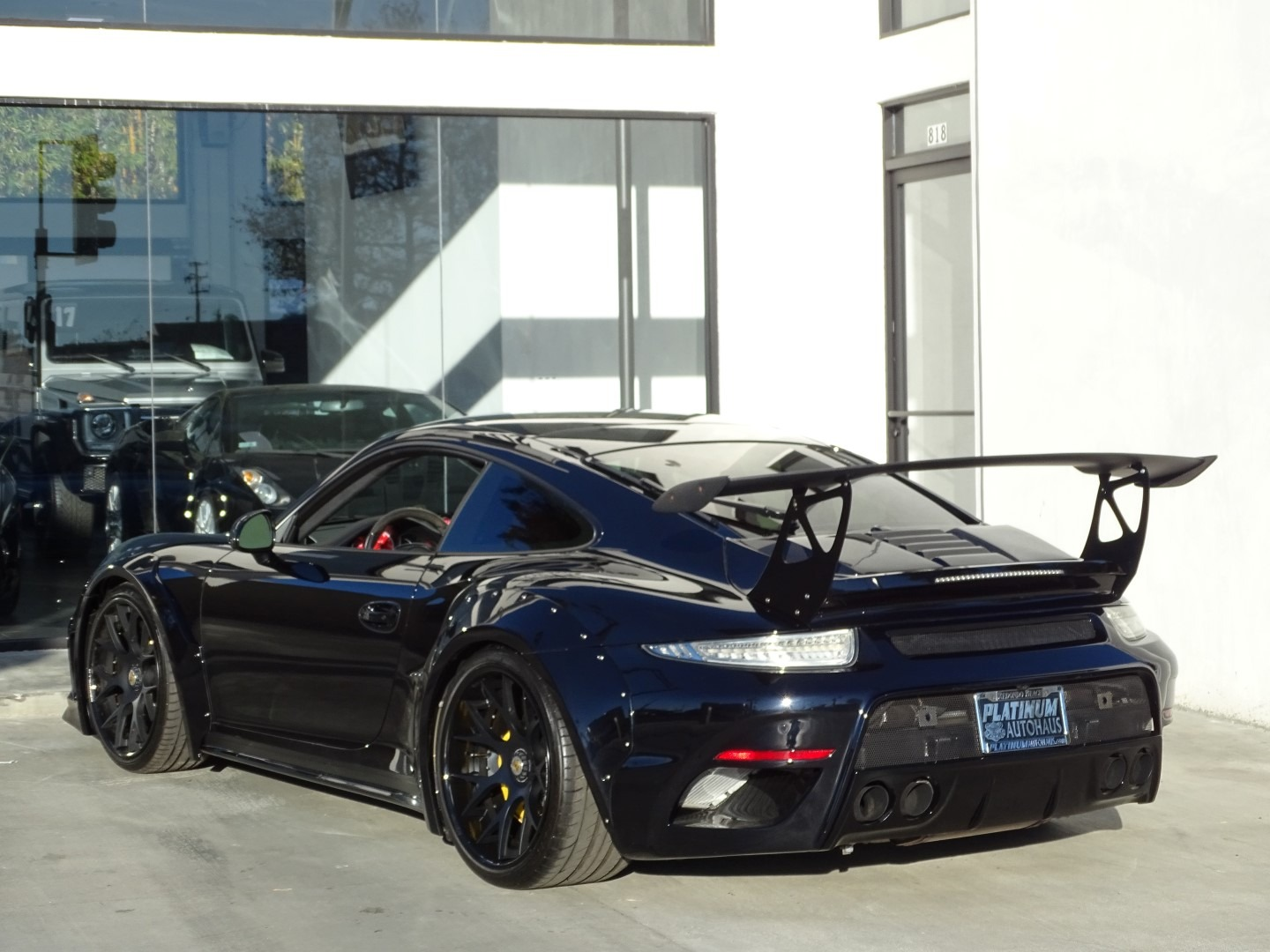 Used-2015-Porsche-911-Turbo-S--***-GEMBALLA-EDITION-***