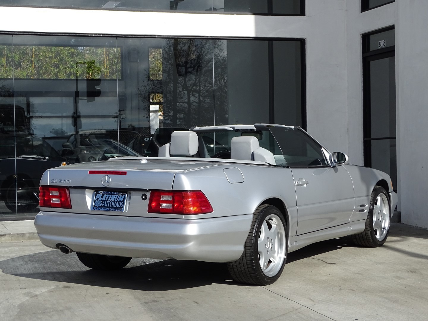 Used-2002-Mercedes-Benz-SL-Class-SL-500--***-AMG-SPORT-PACKAGE-***