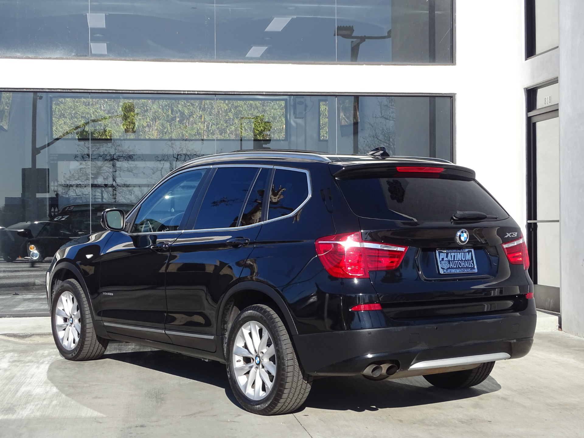 2011 bmw x3 xdrive28i msrp 53 165 stock 6267a for. Black Bedroom Furniture Sets. Home Design Ideas