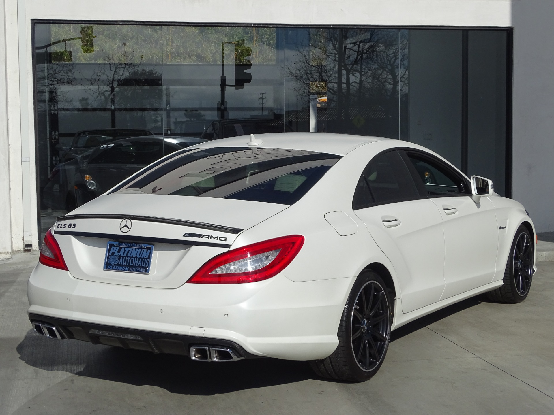 Used-2014-Mercedes-Benz-CLS63-AMG-S-Model---***-FACTORY-MATTE-PAINT-***