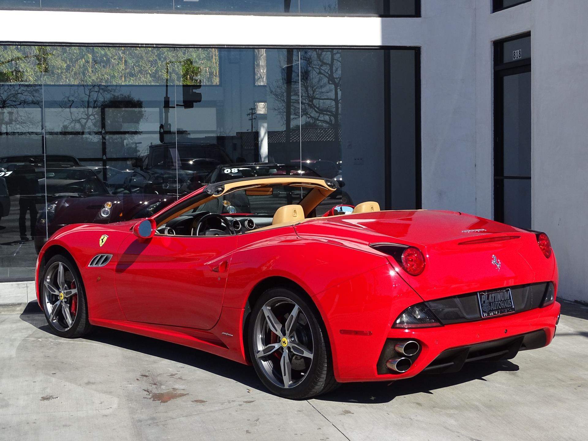 2014 Ferrari California Stock # 6391 for sale near Redondo ...