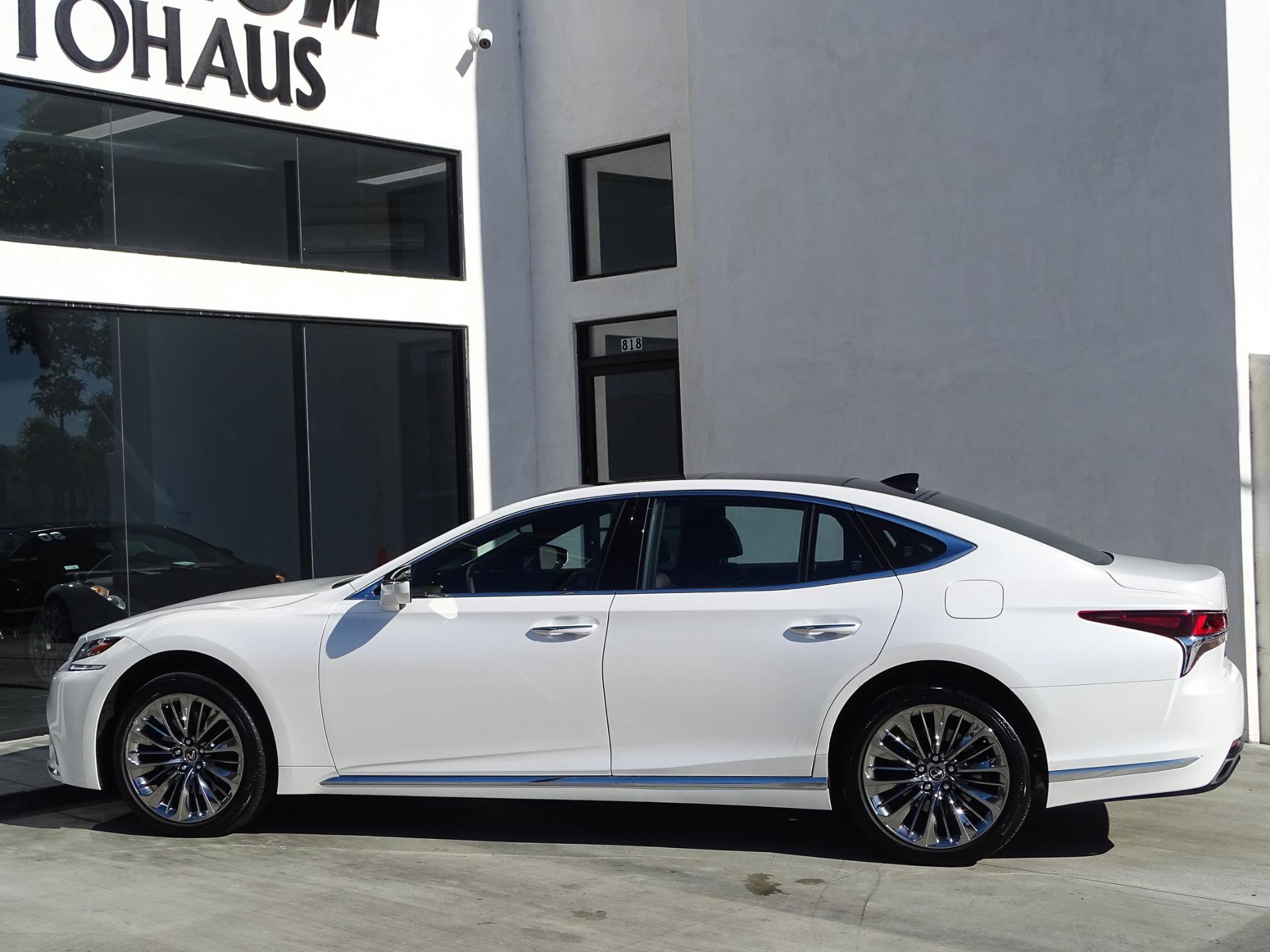 Used 2018 Lexus Ls 500 Original