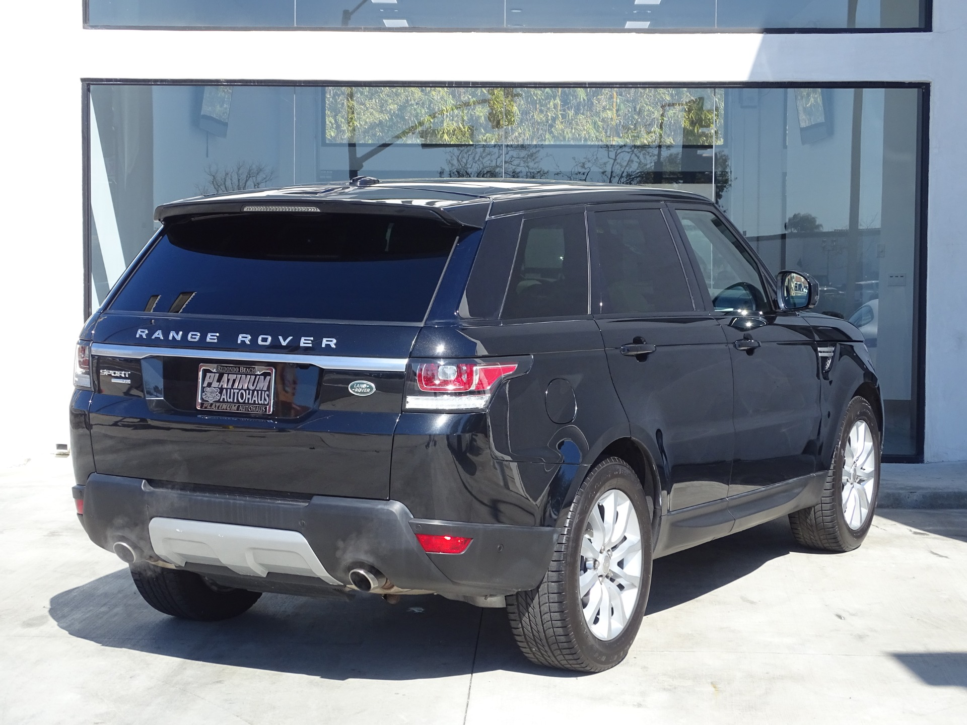 Used Range Rover For Sale Near Me >> 2015 Land Rover Range Rover Sport HSE *** LOW MILES ...