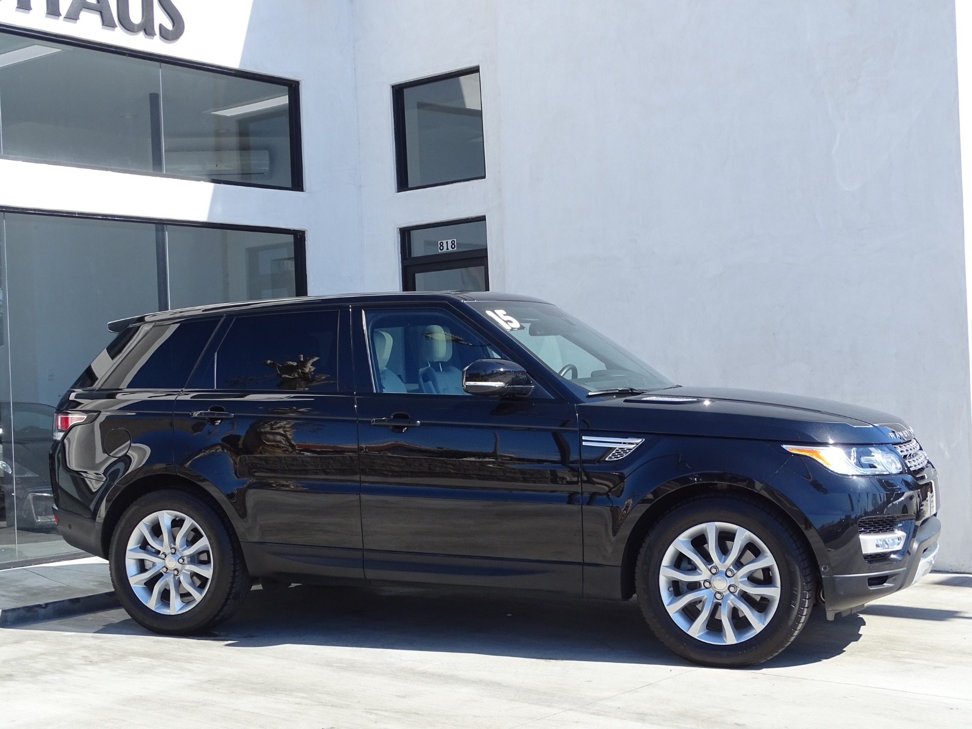 Used-2015-Land-Rover-Range-Rover-Sport-HSE---***-LOW-MILES-***