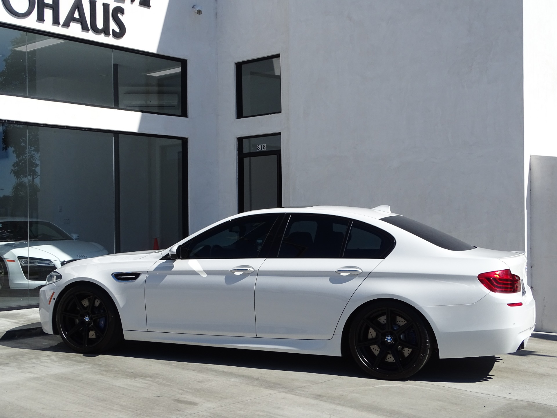 2014 Bmw M5 Competition Package Stock 6415 For Sale Near Redondo Beach Ca Ca Bmw Dealer