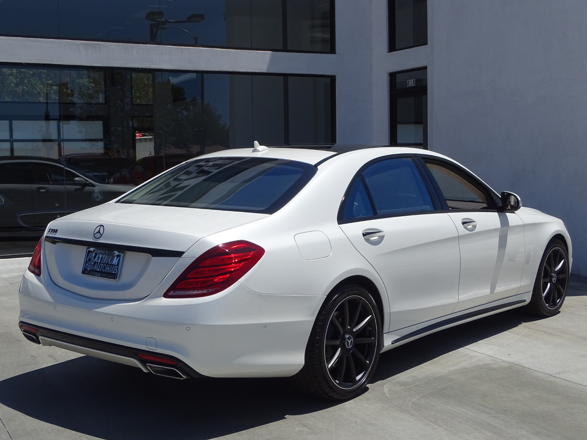 2014 Mercedes-Benz S-Class S550 Stock # 6423 for sale near ...