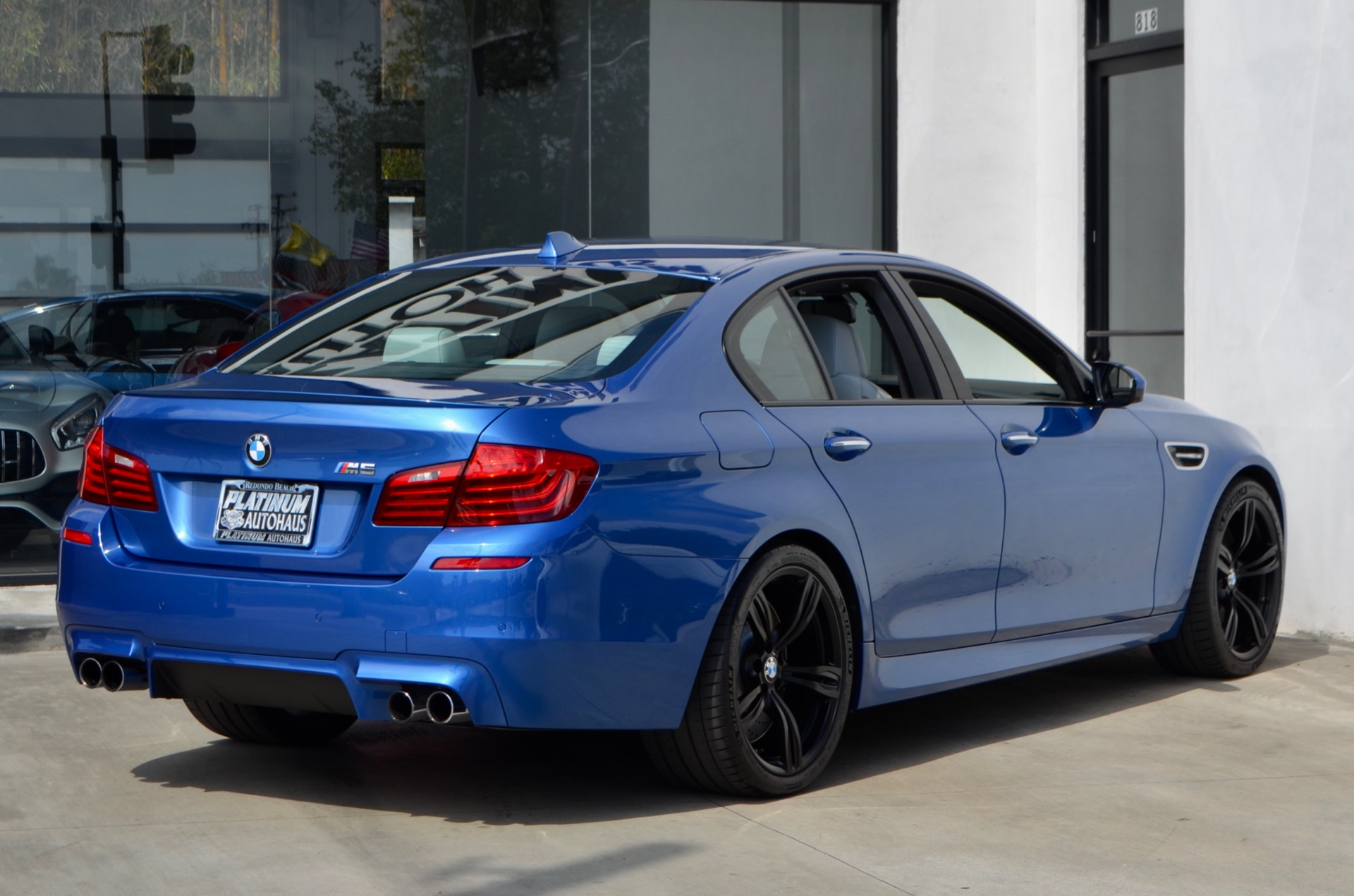 Used-2016-BMW-M5-***-LOW-MILES-**