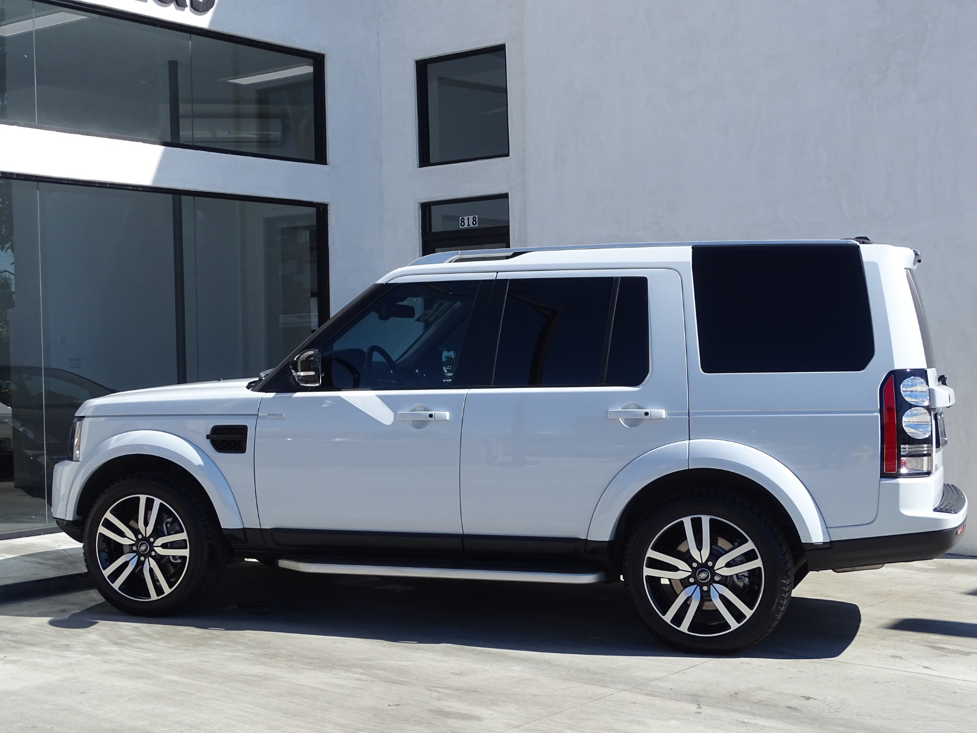 2020 Land Rover LR4 Speed Test