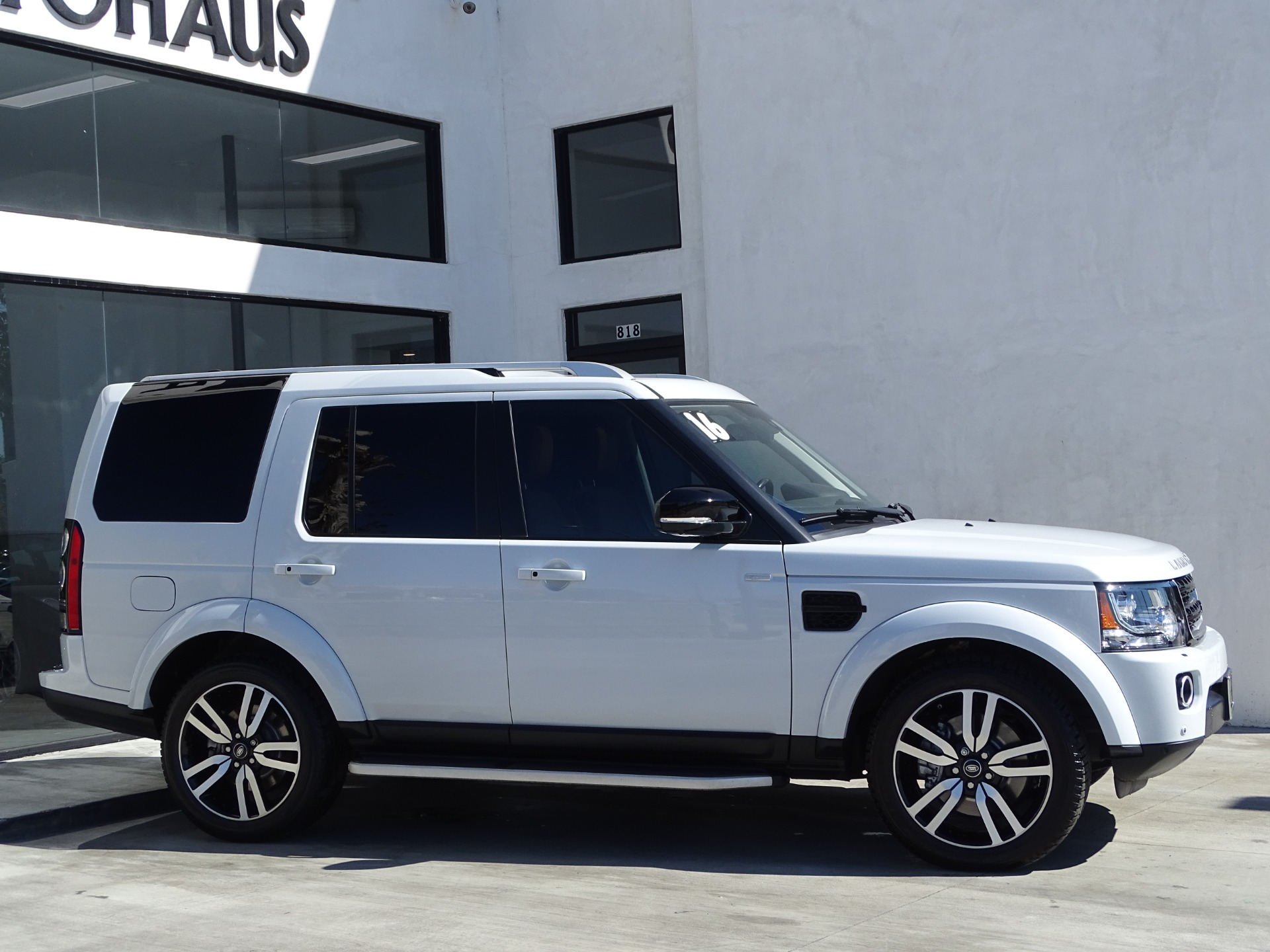 Land Rover Dealer Near Me >> 2016 Land Rover LR4 HSE LUX *** LANDMARK EDITION *** Stock ...