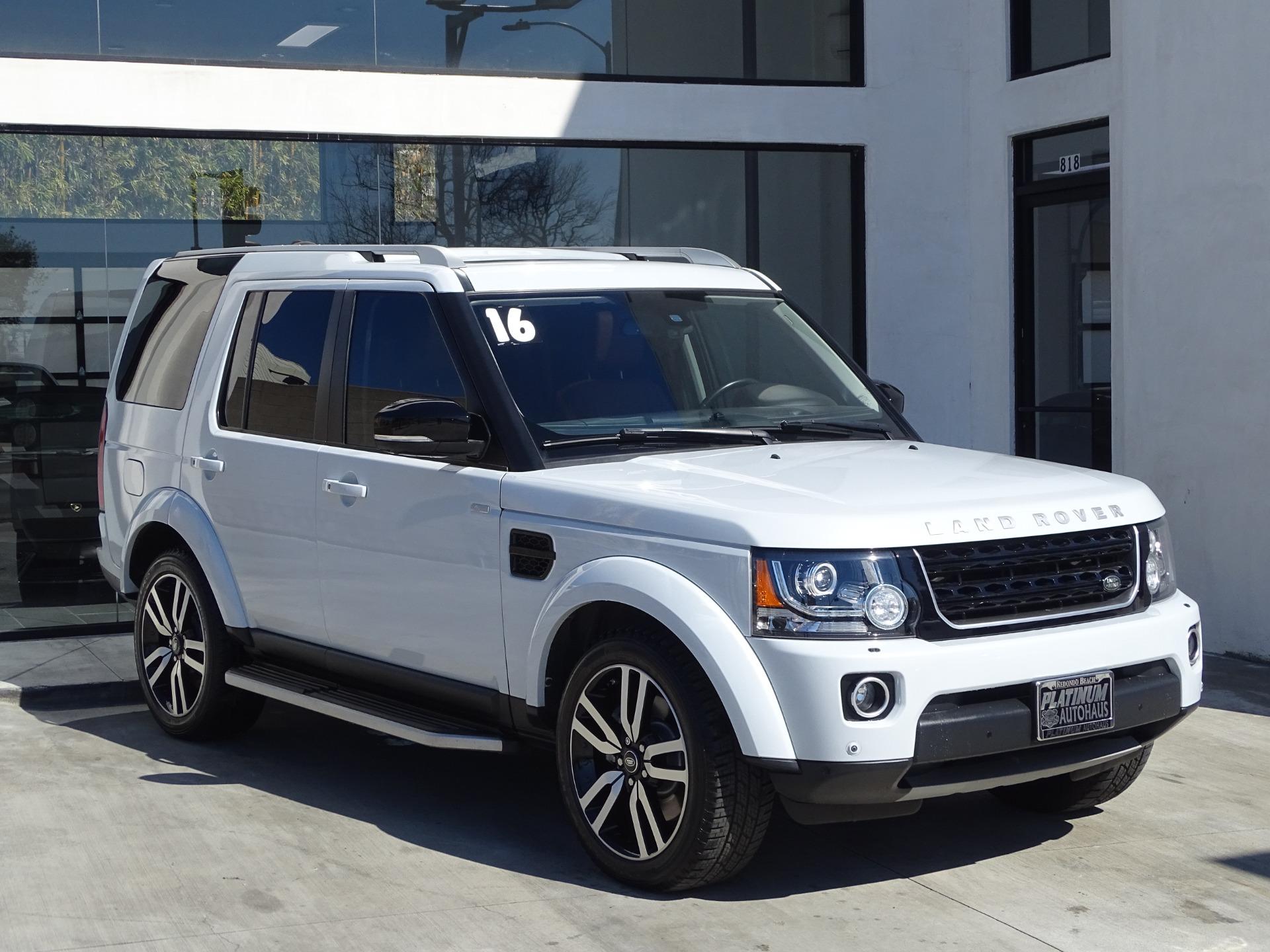 Land Rover For Sale Near Me >> 2016 Land Rover LR4 HSE LUX *** LANDMARK EDITION *** Stock # 6433 for sale near Redondo Beach ...