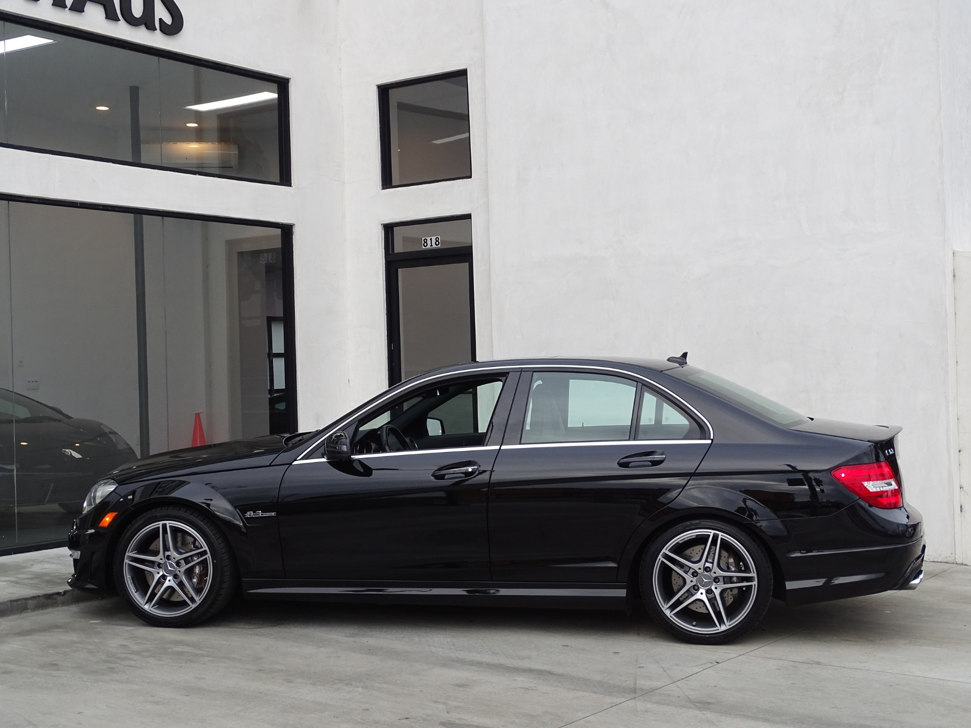 Free Vehicle History Report By Vin >> 2014 Mercedes-Benz C-Class C63 AMG Stock # 6430 for sale ...